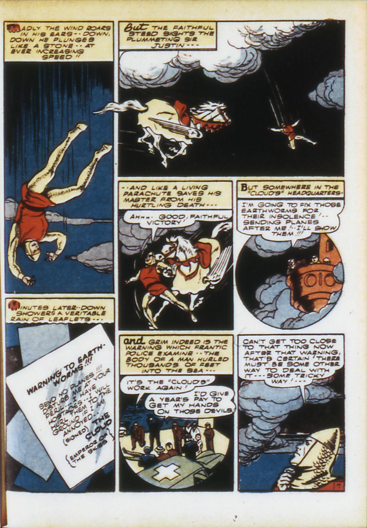 Read online Adventure Comics (1938) comic -  Issue #74 - 40
