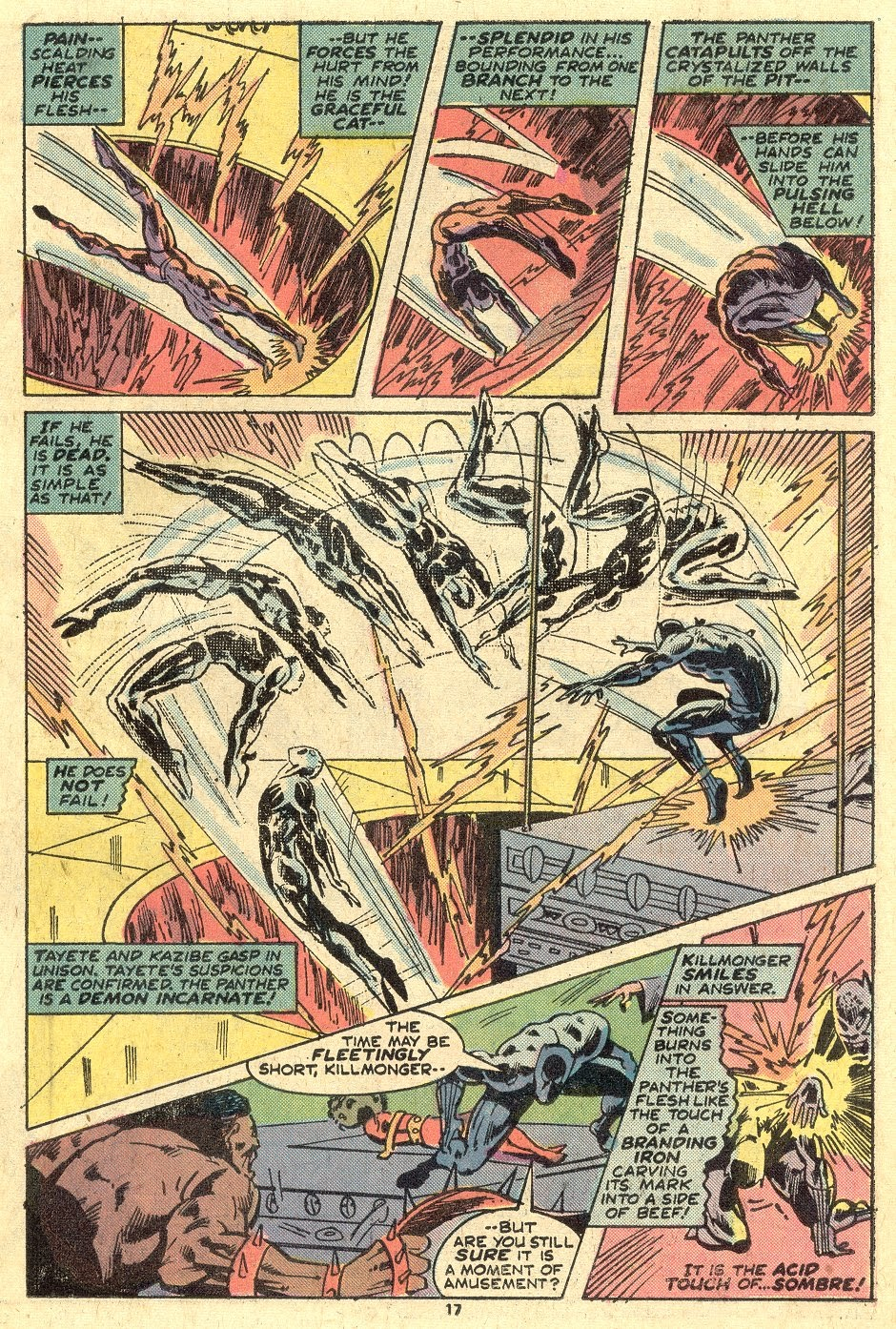 Jungle Action (1972) issue 12 - Page 19