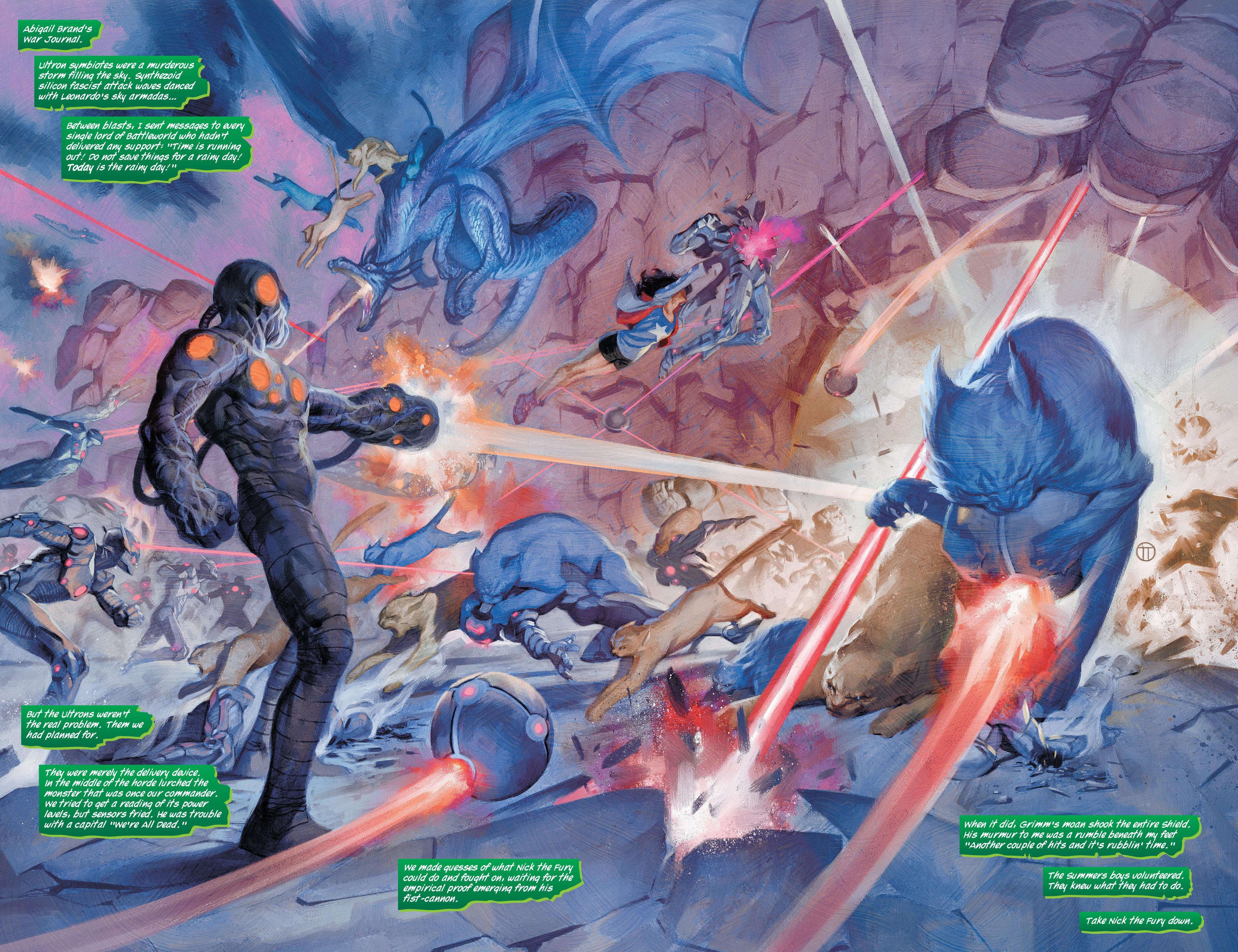 Read online Siege (2015) comic -  Issue #3 - 4