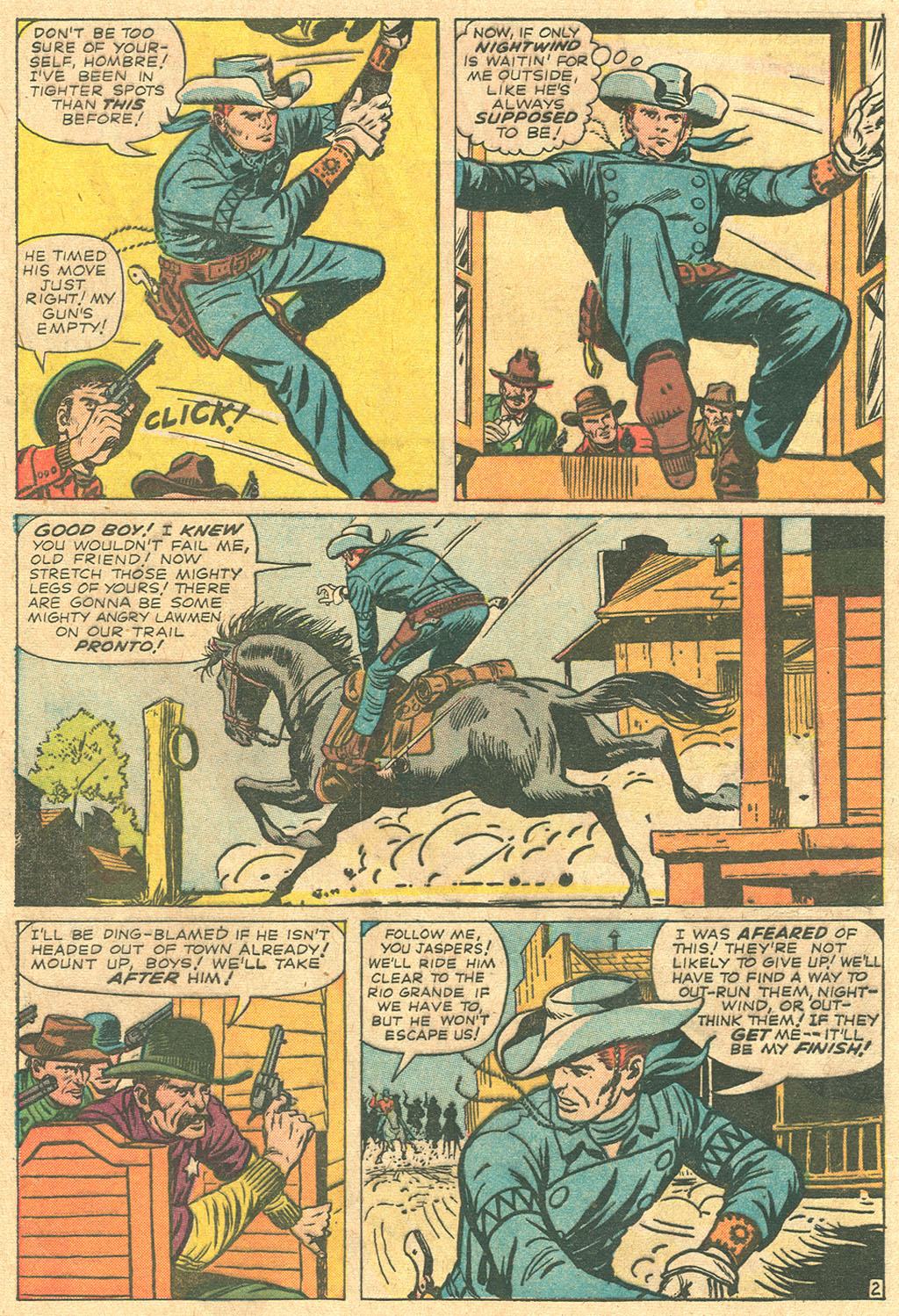 The Rawhide Kid (1955) issue 37 - Page 4