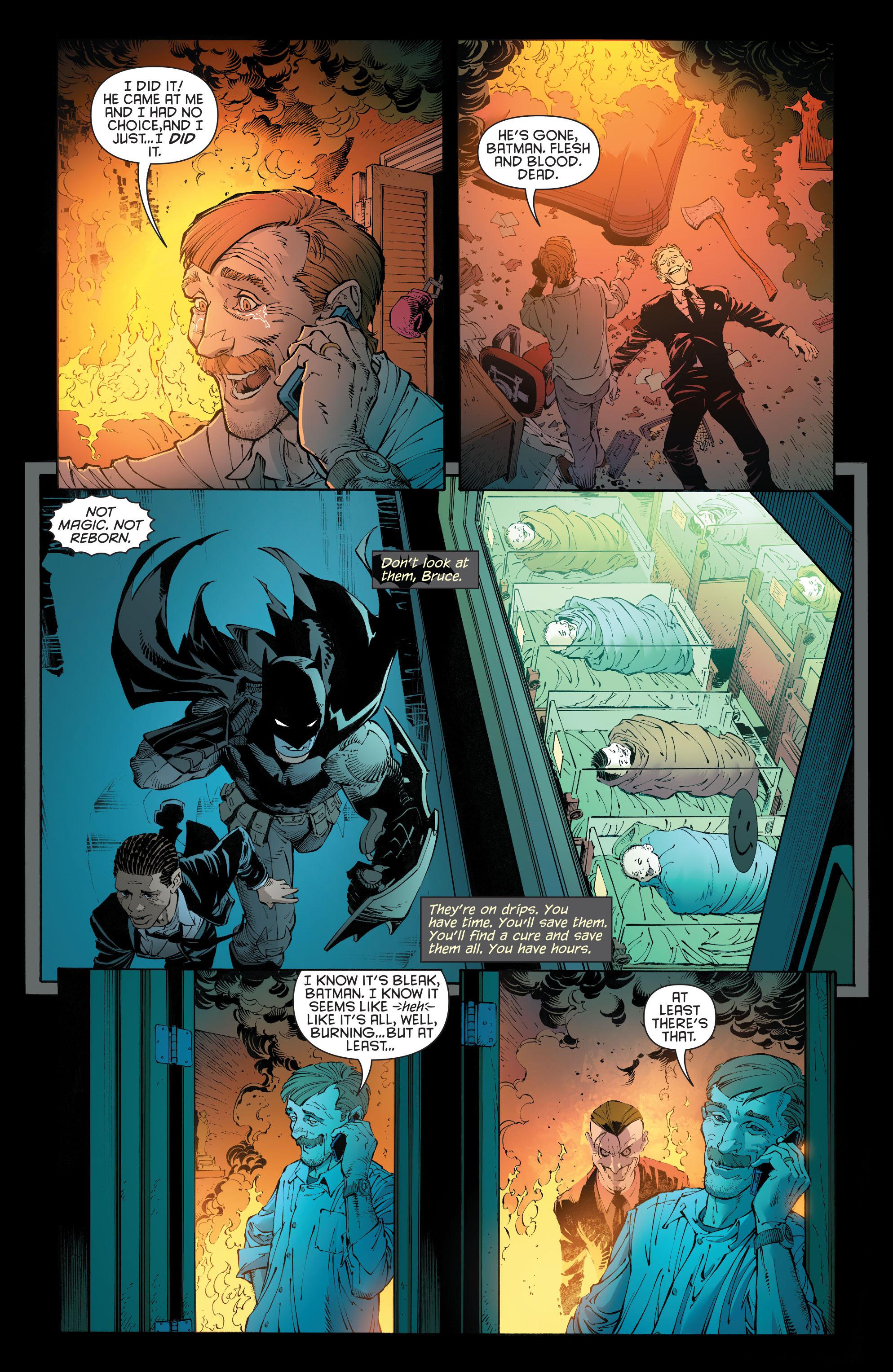 Read online Batman (2011) comic -  Issue # _TPB 7 - 75