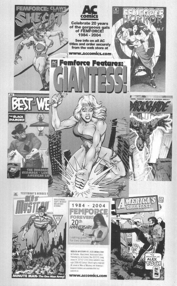 Read online Men of Mystery Comics comic -  Issue #47 - 2