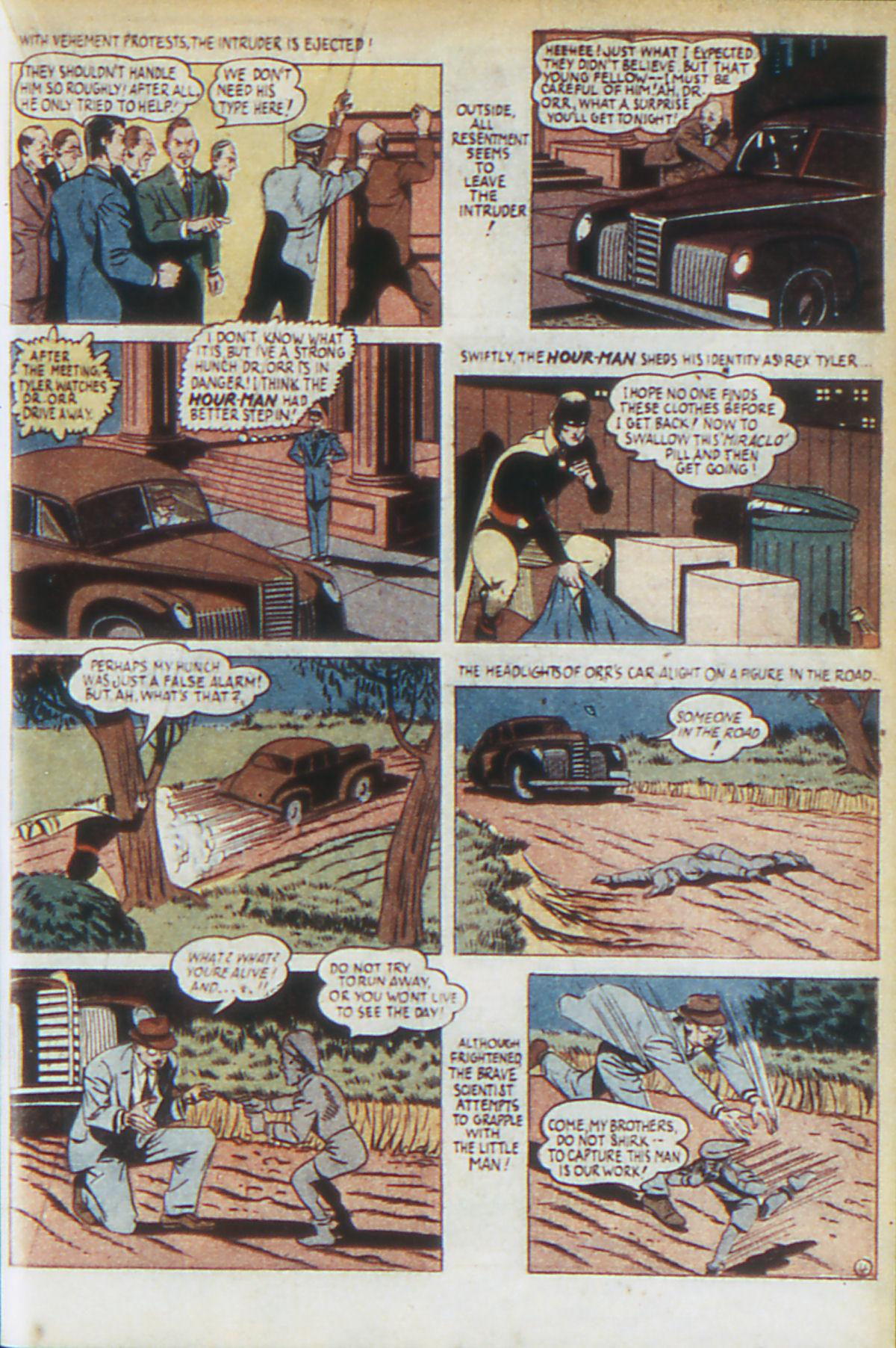 Read online Adventure Comics (1938) comic -  Issue #64 - 36