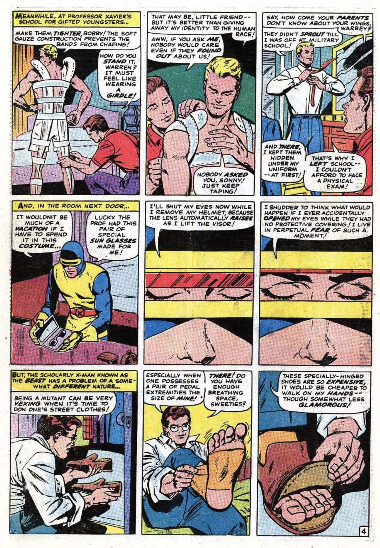 Uncanny X-Men (1963) 68 Page 5
