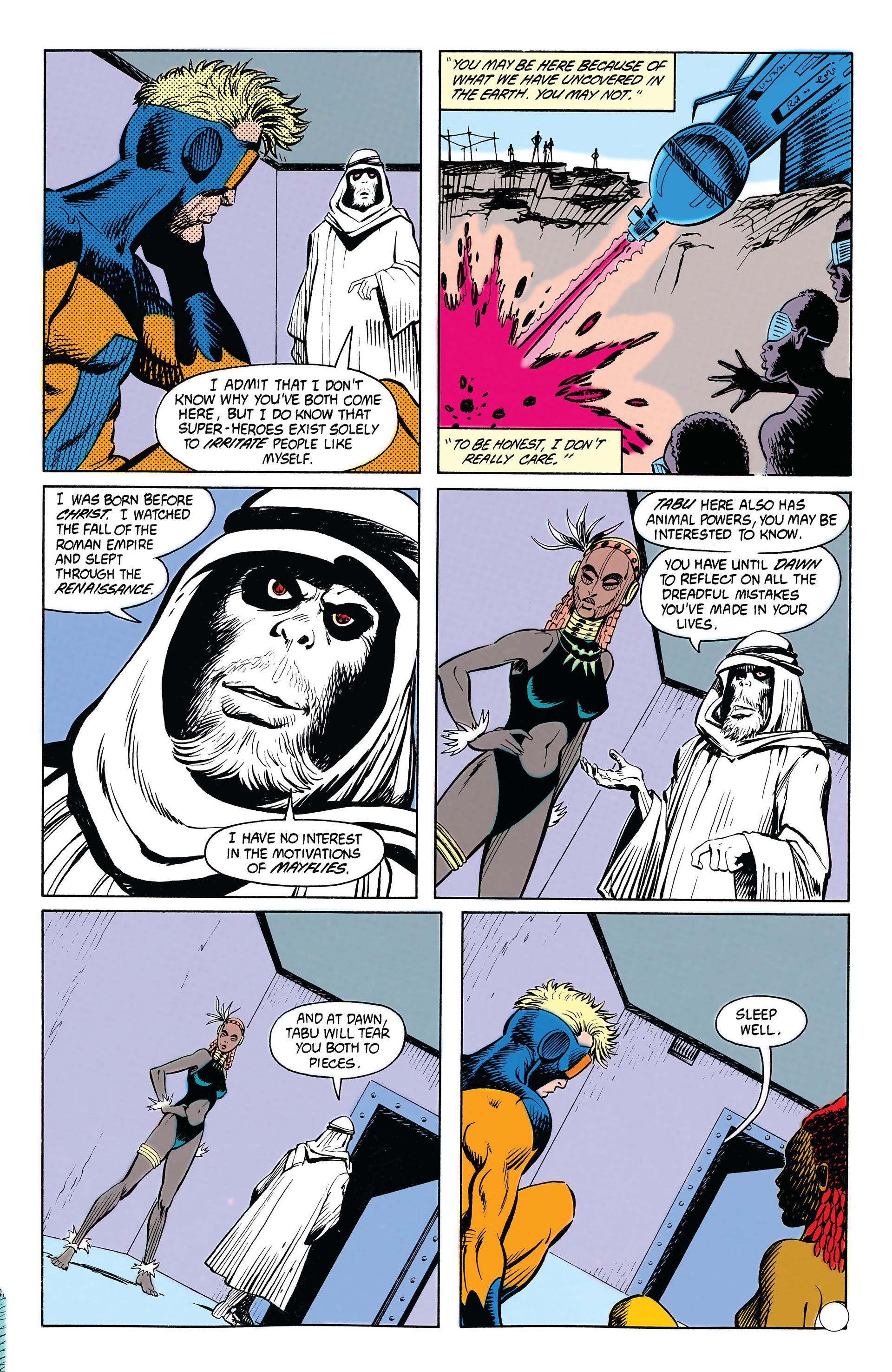 Read online Animal Man (1988) comic -  Issue #11 - 21