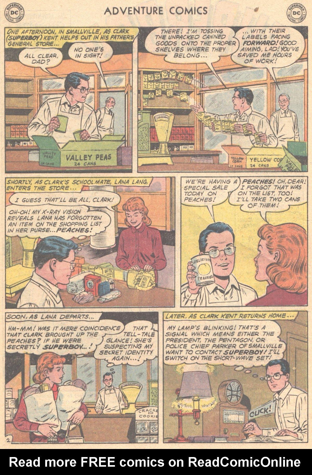 Read online Adventure Comics (1938) comic -  Issue #293 - 4