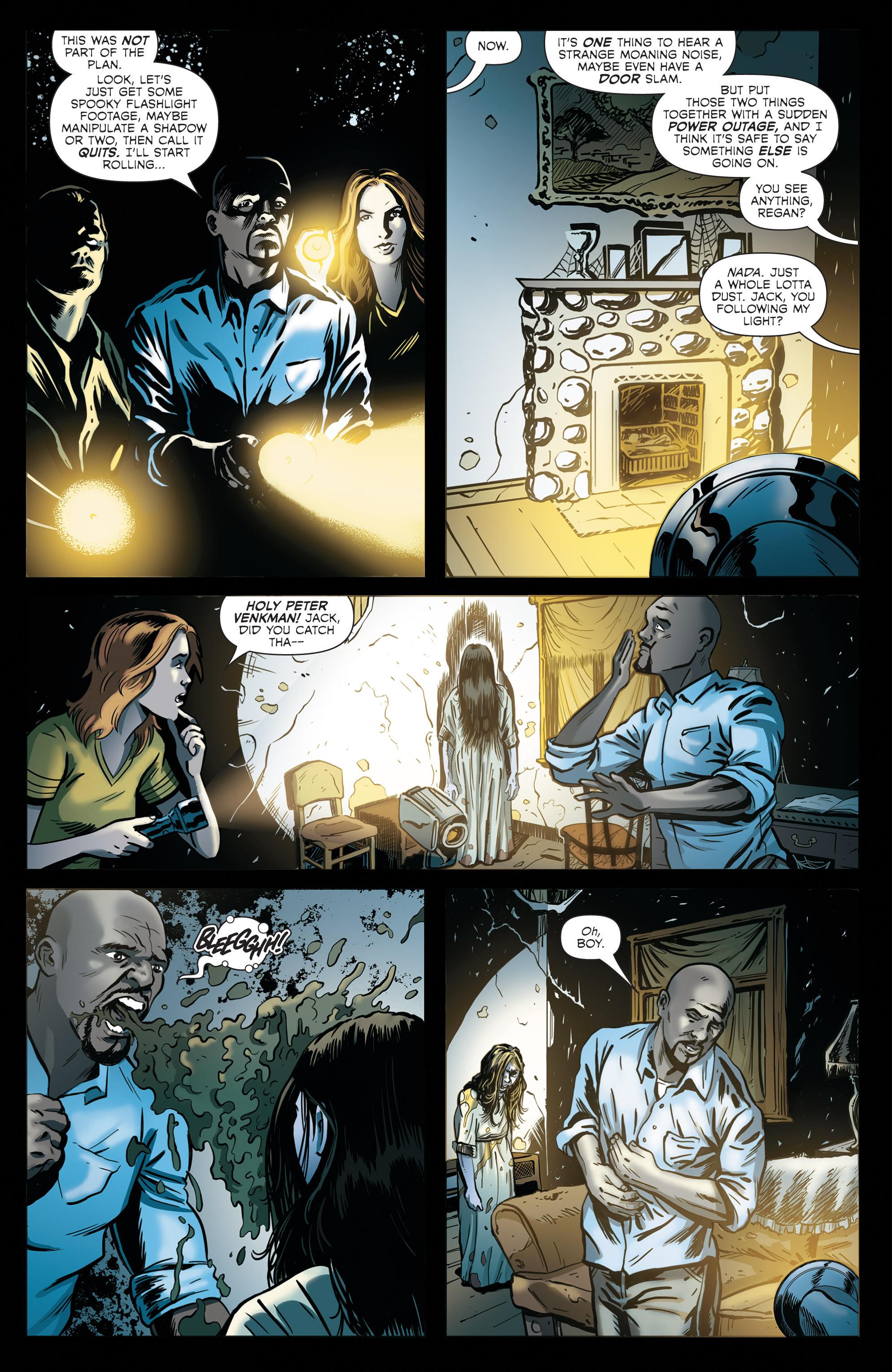 Read online Hoax Hunters (2012) comic -  Issue # TPB 2 - 90