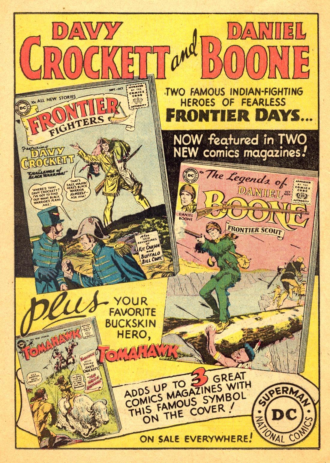 Read online Adventure Comics (1938) comic -  Issue #217 - 24