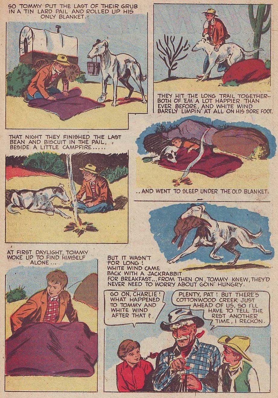 Read online Animal Comics comic -  Issue #30 - 33