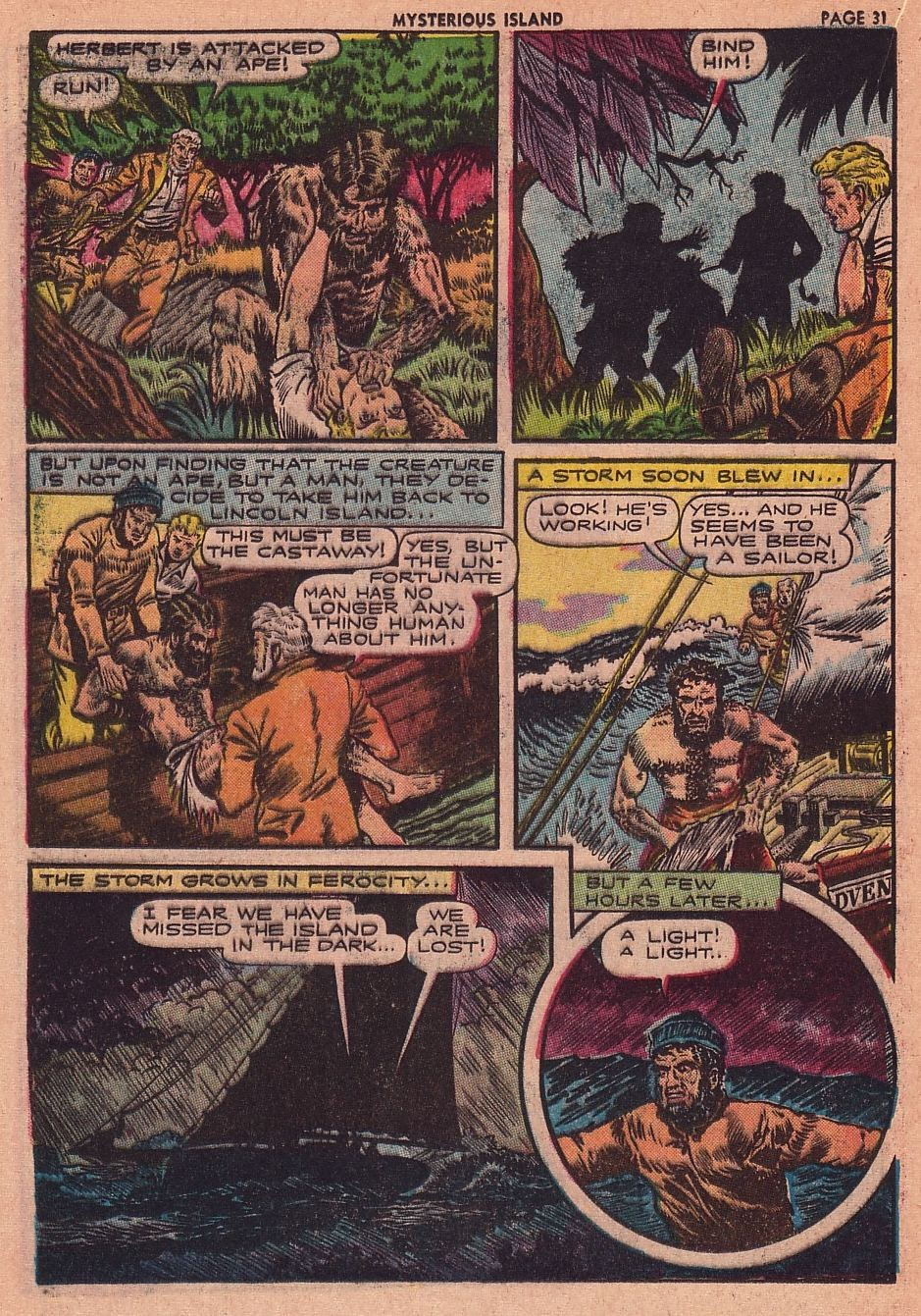 Classics Illustrated issue 34 - Page 30