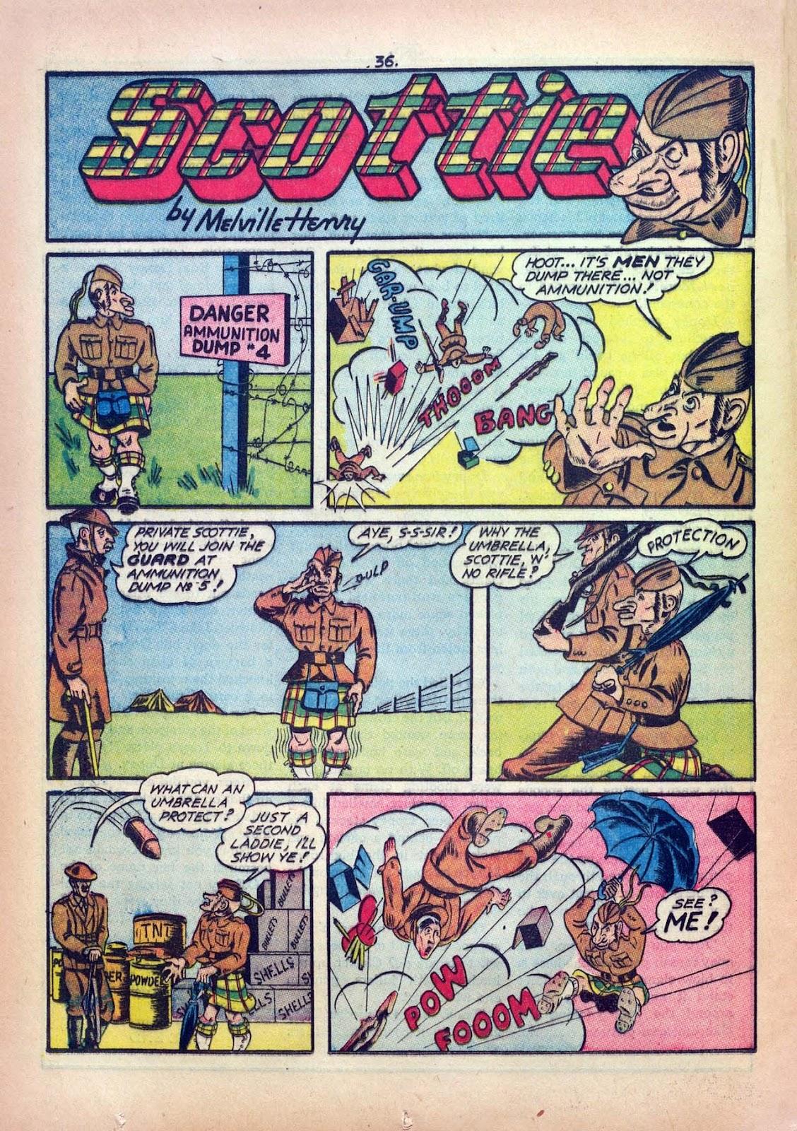 Read online Joker Comics comic -  Issue #2 - 38