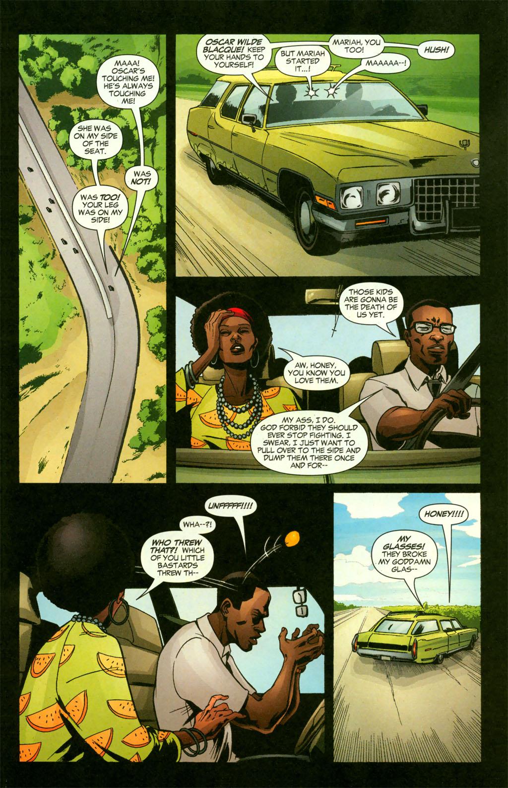 Read online Fallen Angel (2003) comic -  Issue #11 - 2