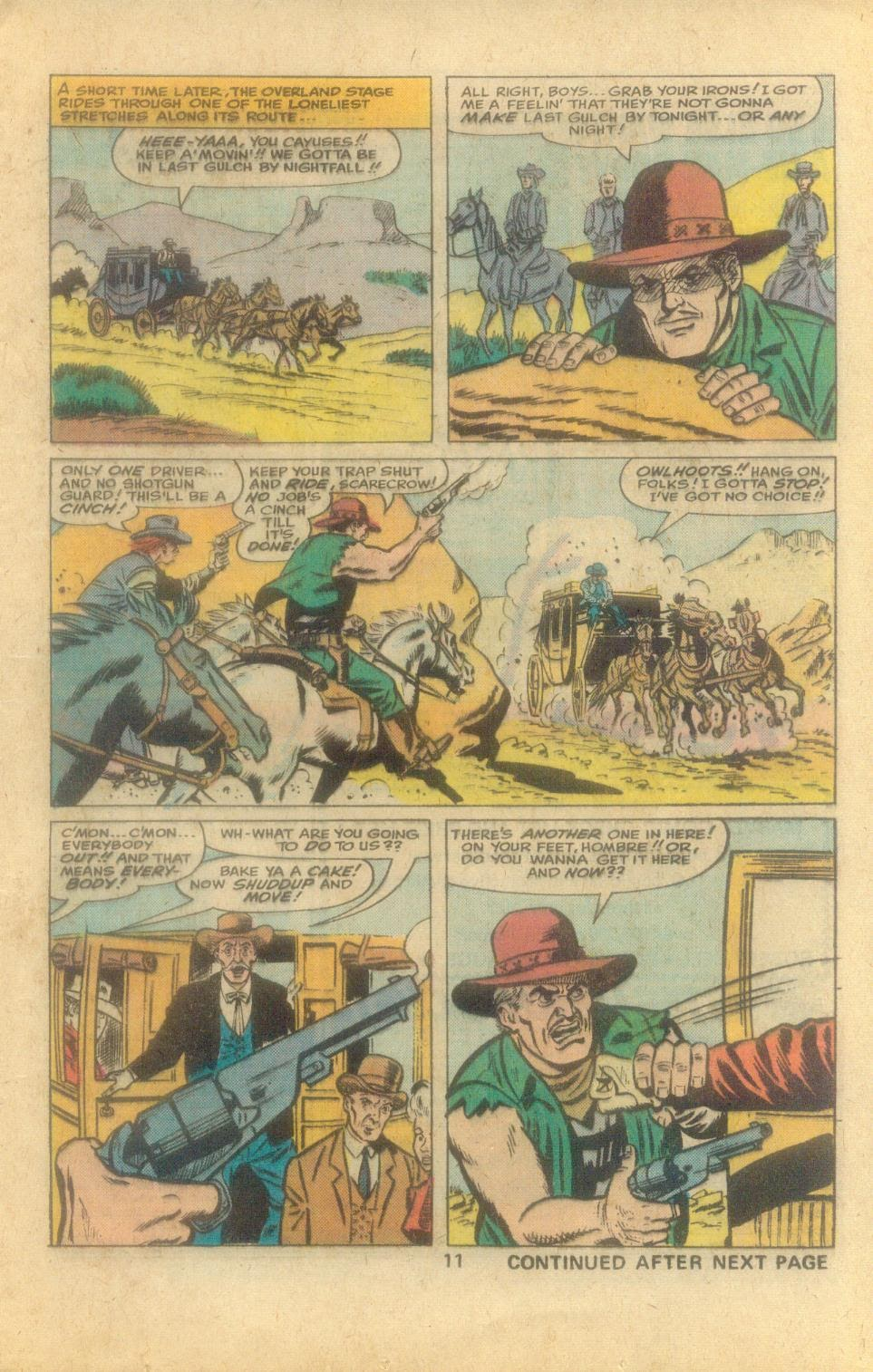 Kid Colt Outlaw issue 194 - Page 13