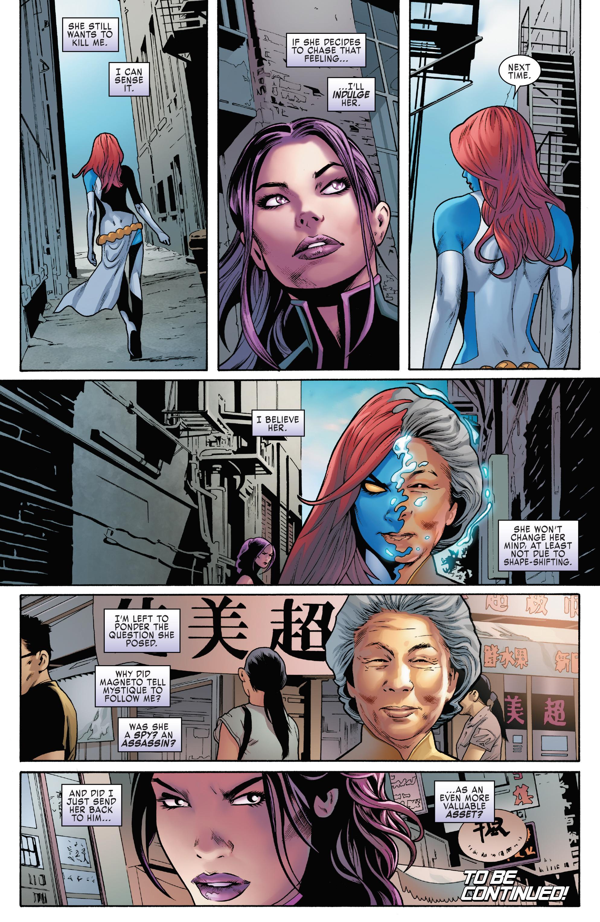 Read online Uncanny X-Men (2016) comic -  Issue #15 - 19