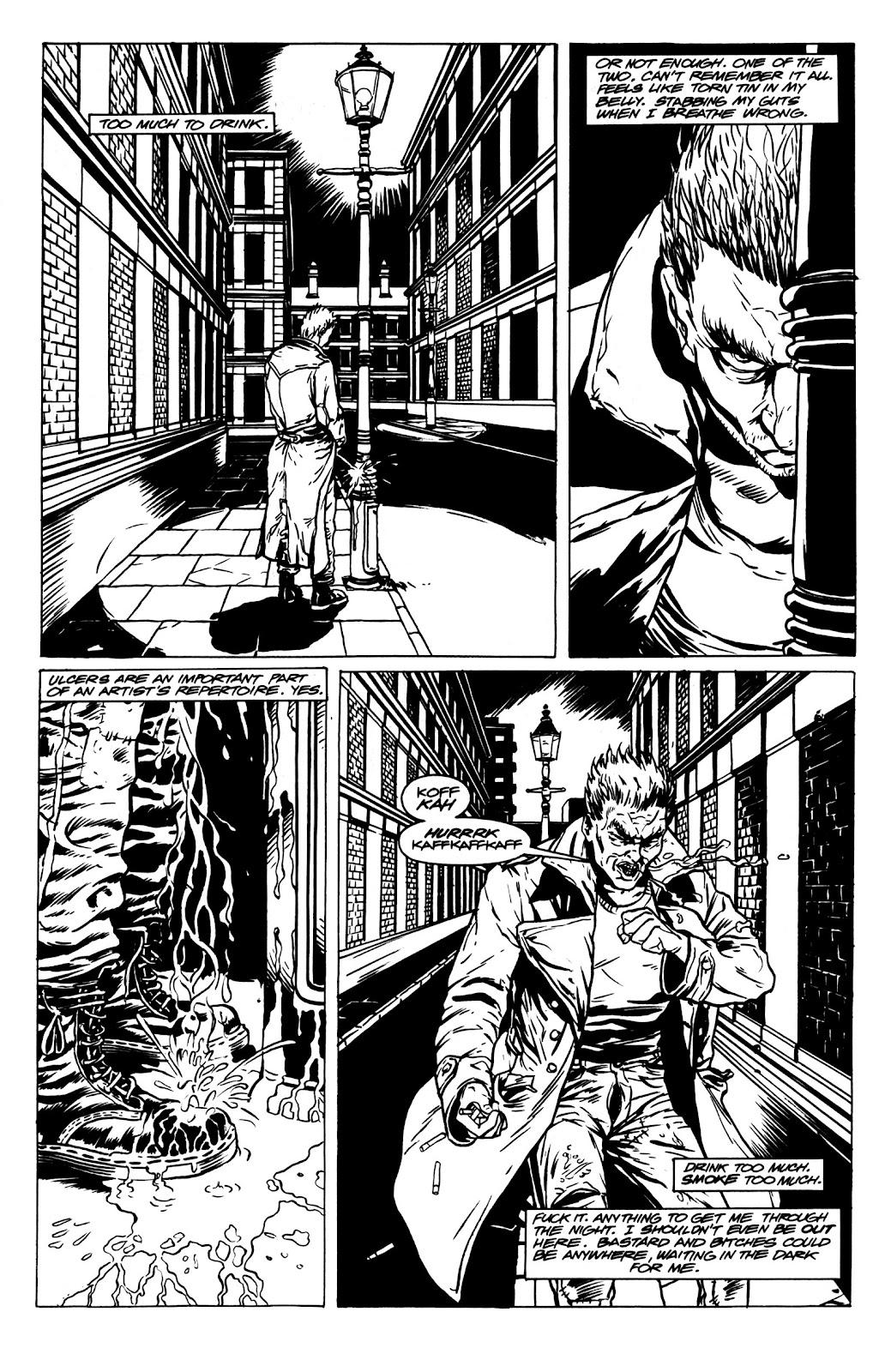 Read online Sugarvirus comic -  Issue # Full - 32