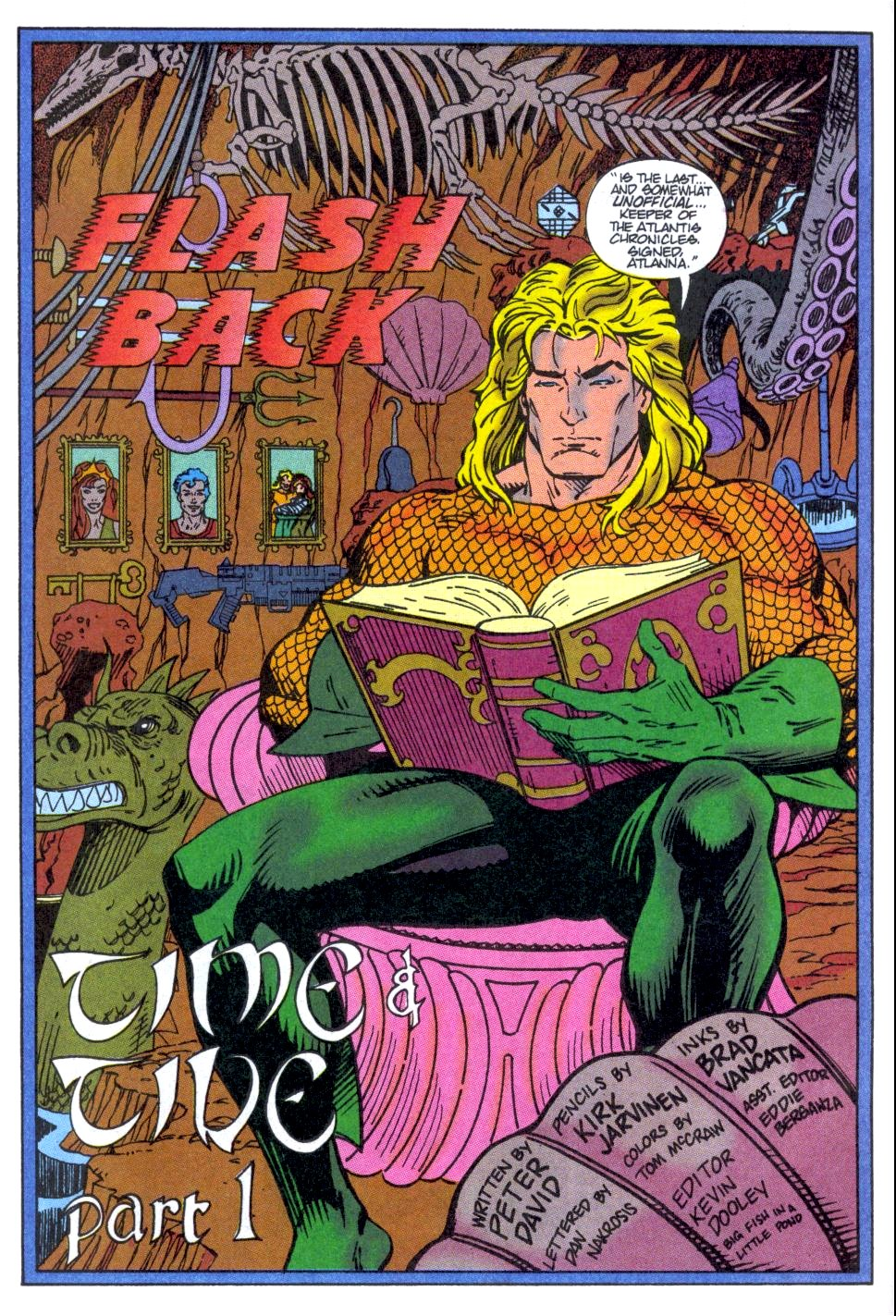 Read online Aquaman: Time and Tide comic -  Issue #1 - 5