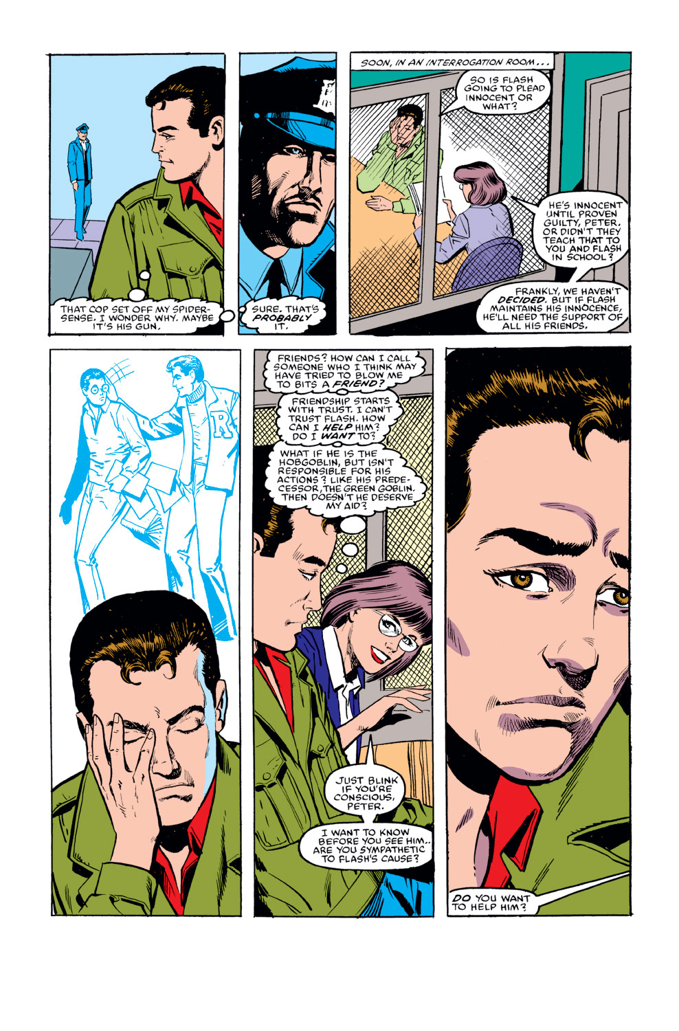 The Amazing Spider-Man (1963) 278 Page 7