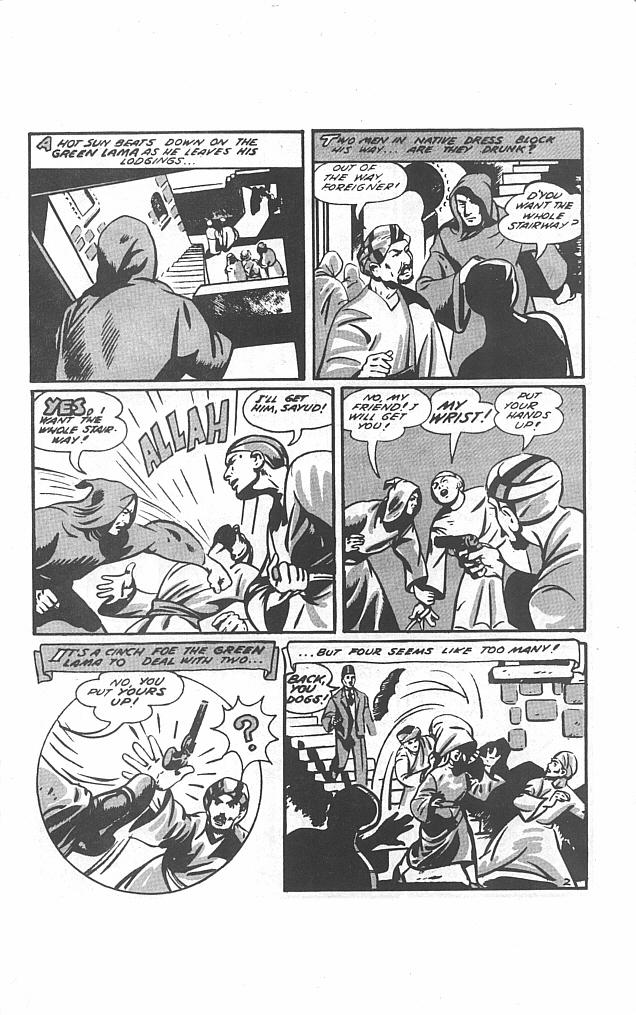 Read online Men of Mystery Comics comic -  Issue #25 - 29