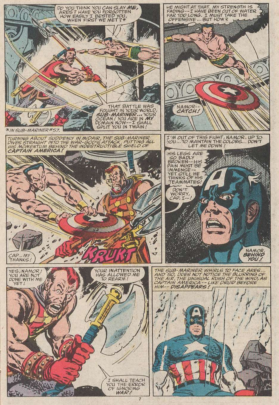 The Avengers (1963) 284 Page 7