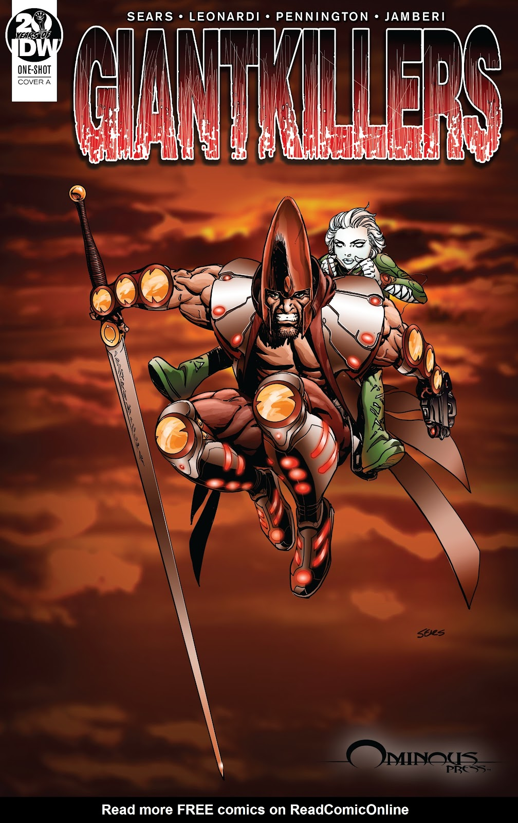 Read online Giantkillers One-Shot comic -  Issue # Full - 1