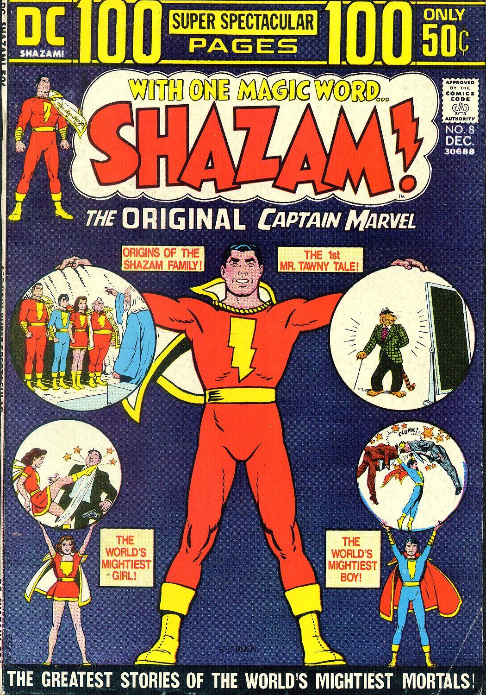 Read online Shazam! (1973) comic -  Issue #8 - 1