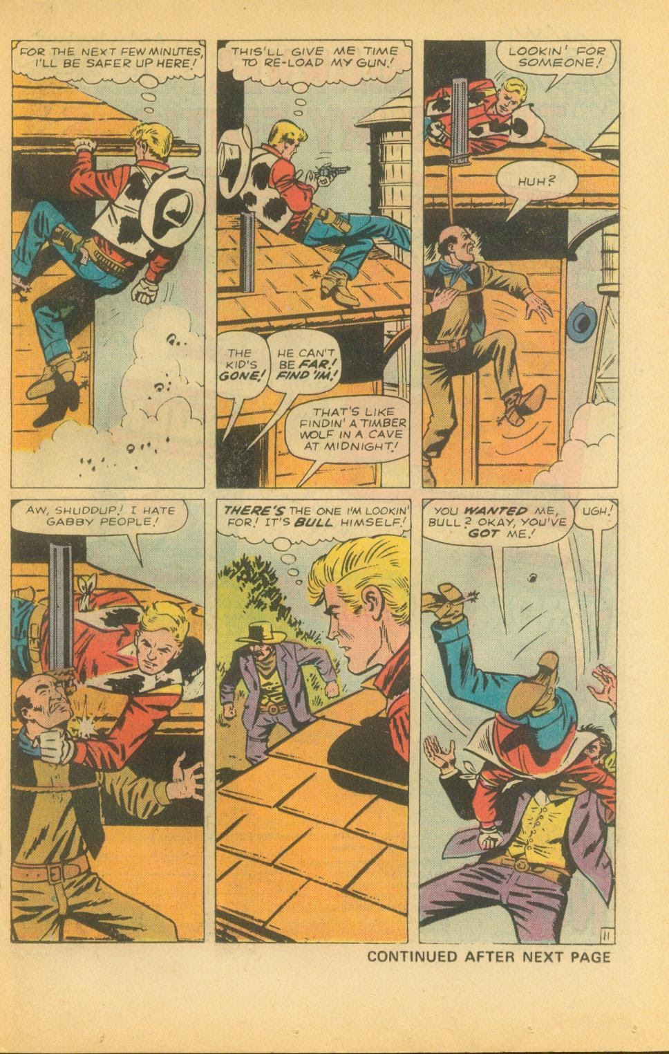 Kid Colt Outlaw issue 199 - Page 20