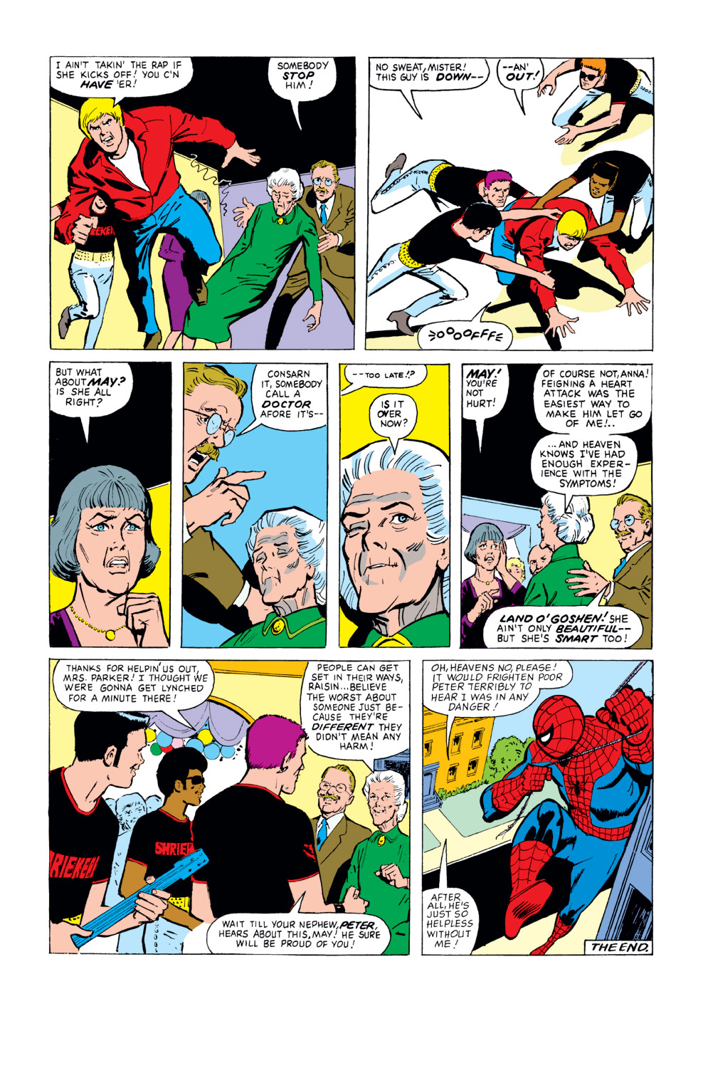 The Amazing Spider-Man (1963) 220 Page 22