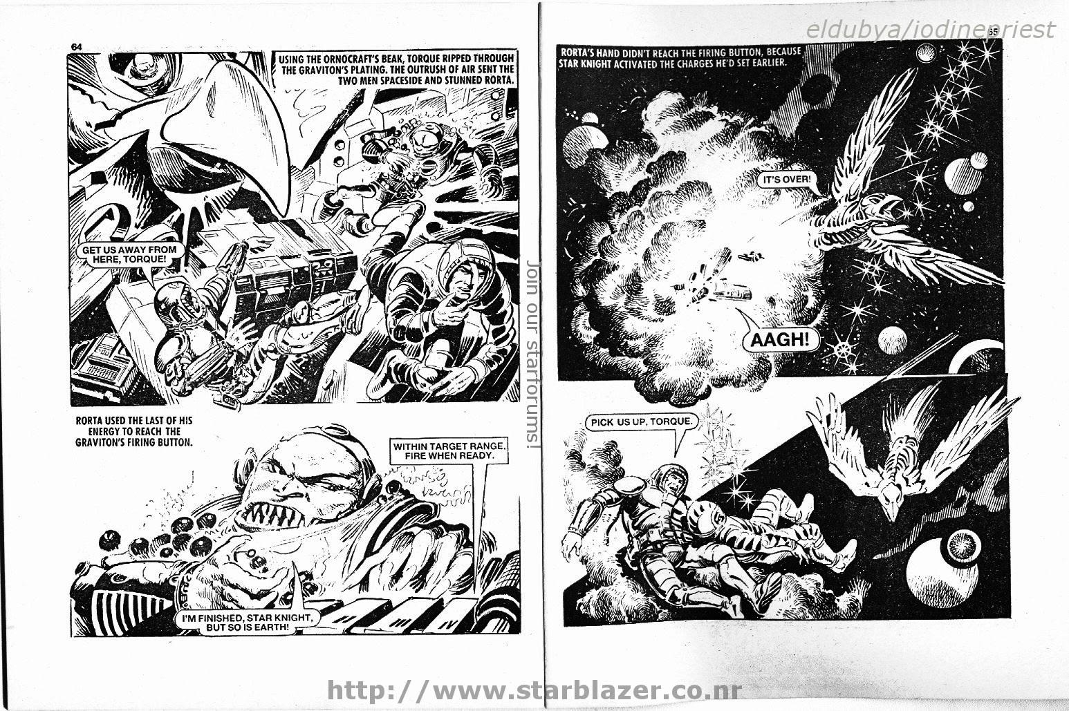 Starblazer issue 171 - Page 34