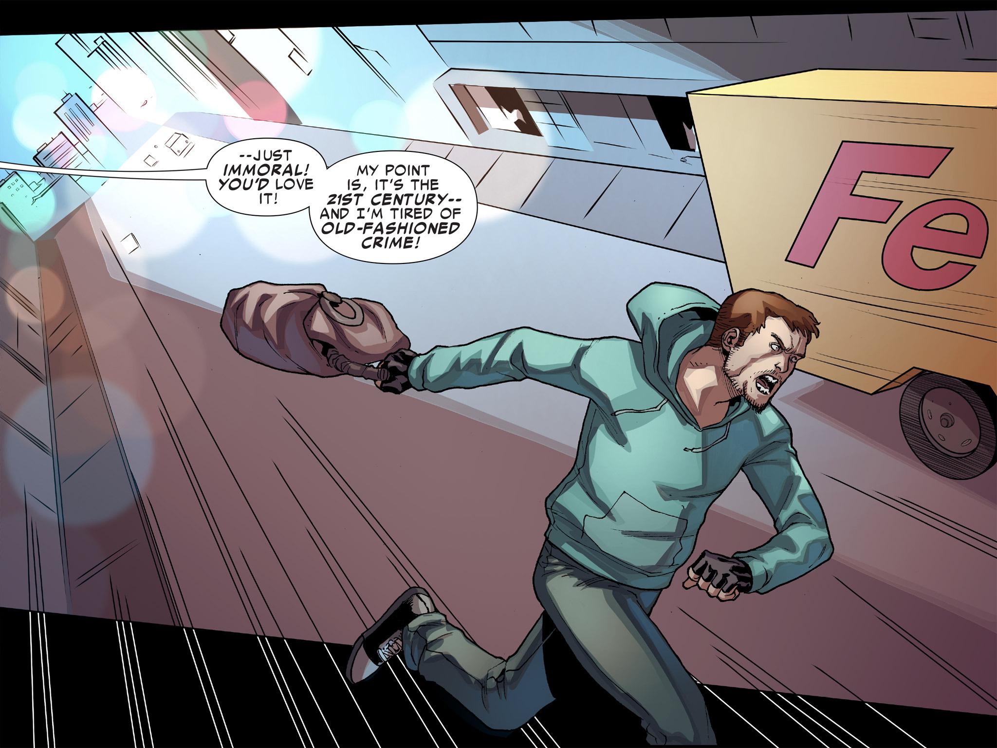 Read online Ultimate Spider-Man (Infinite Comics) (2016) comic -  Issue #8 - 3