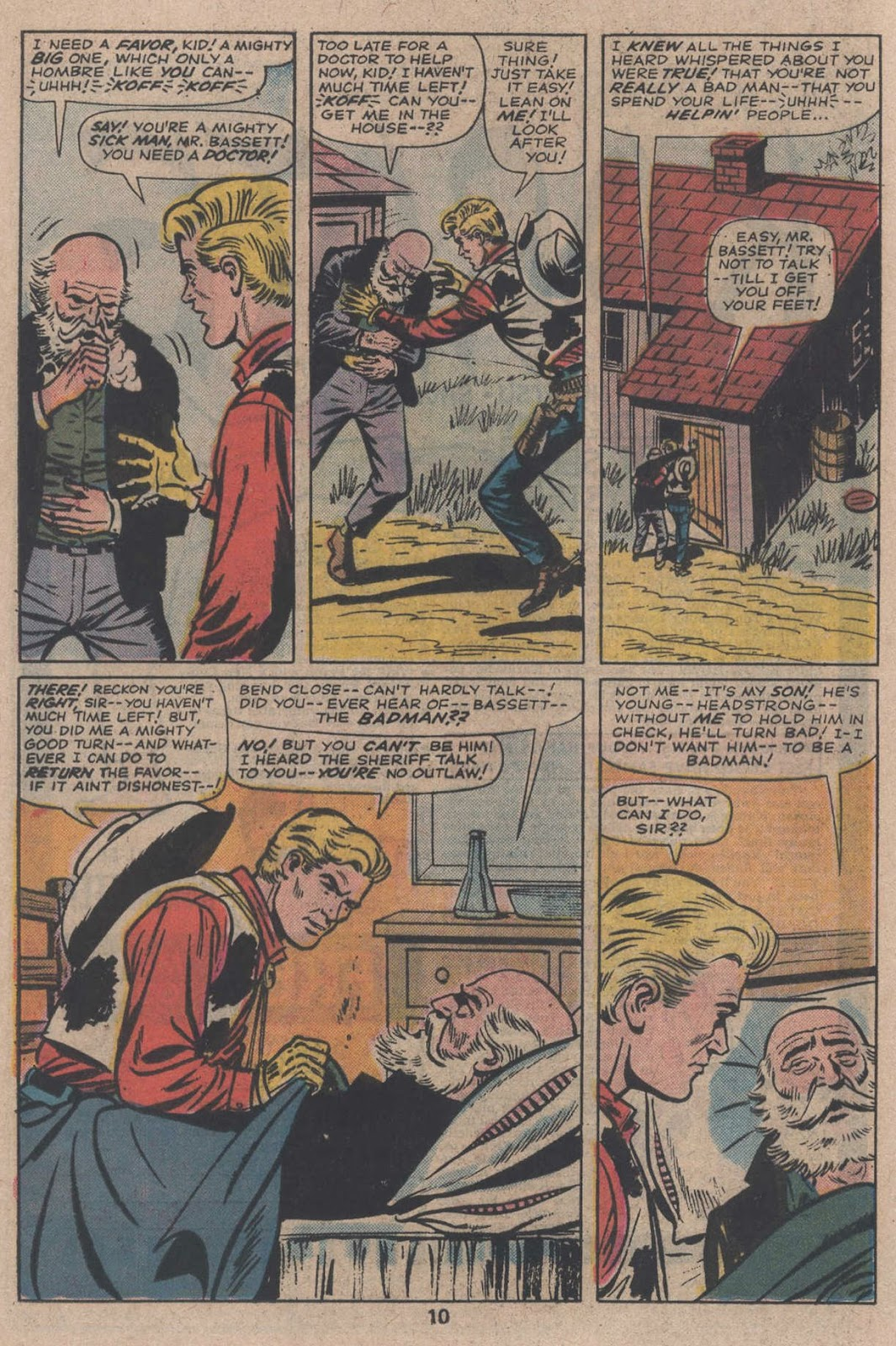 Kid Colt Outlaw issue 195 - Page 12