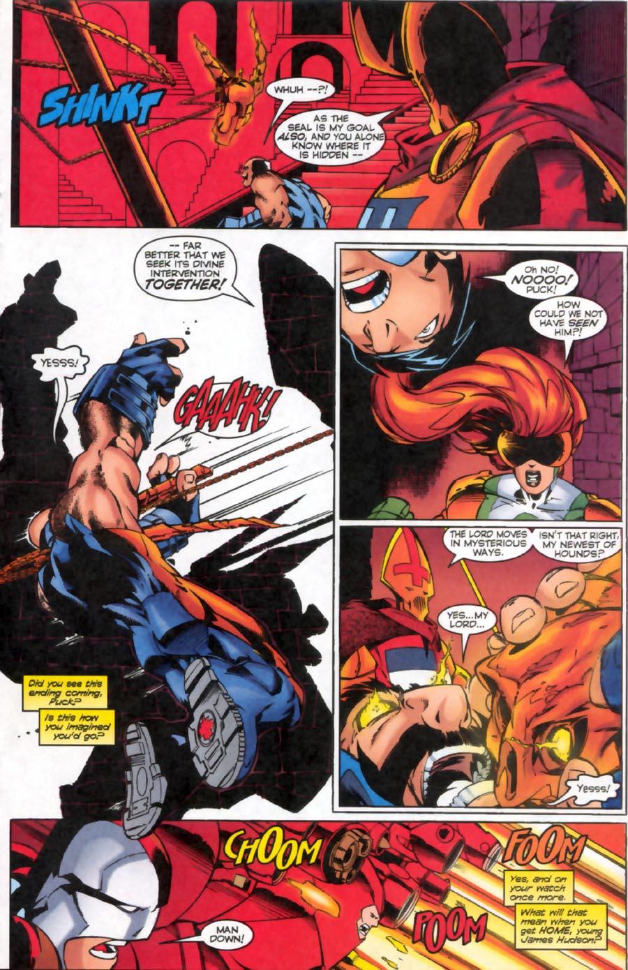 Read online Alpha Flight (1997) comic -  Issue #16 - 13