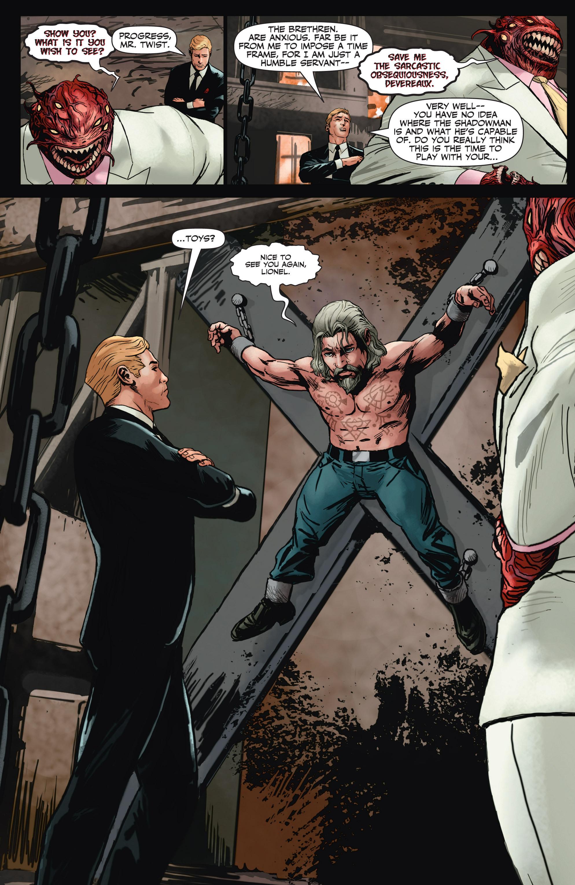Read online Shadowman (2012) comic -  Issue #3 - 13