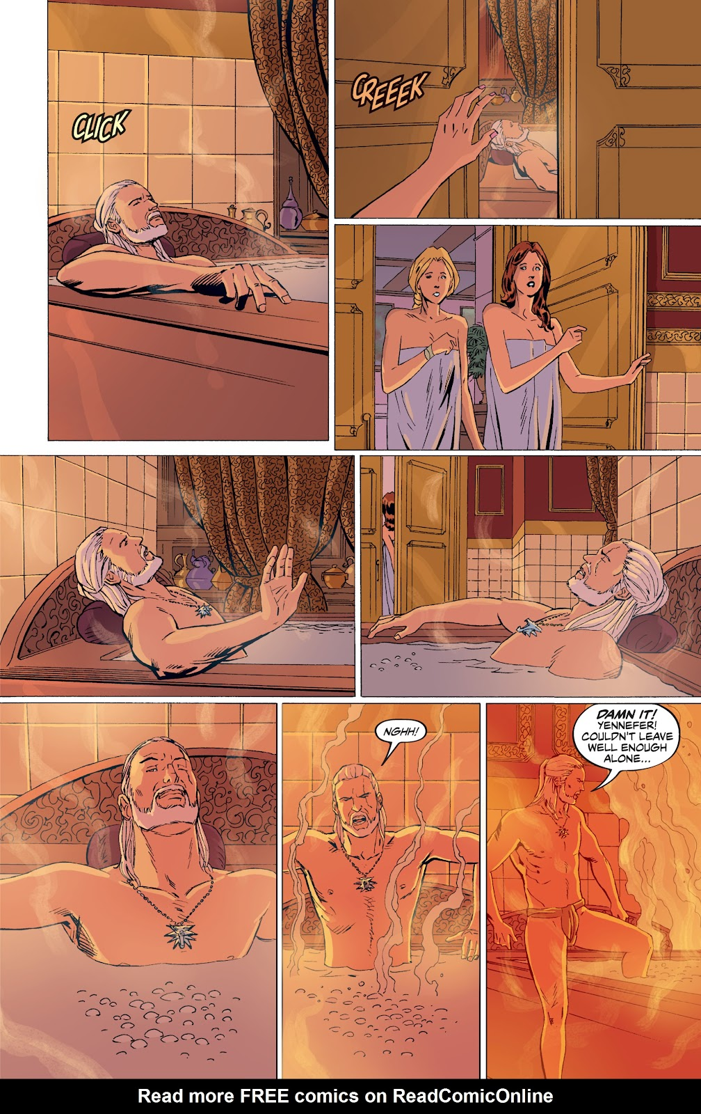 Read online The Witcher Omnibus comic -  Issue # TPB (Part 4) - 49