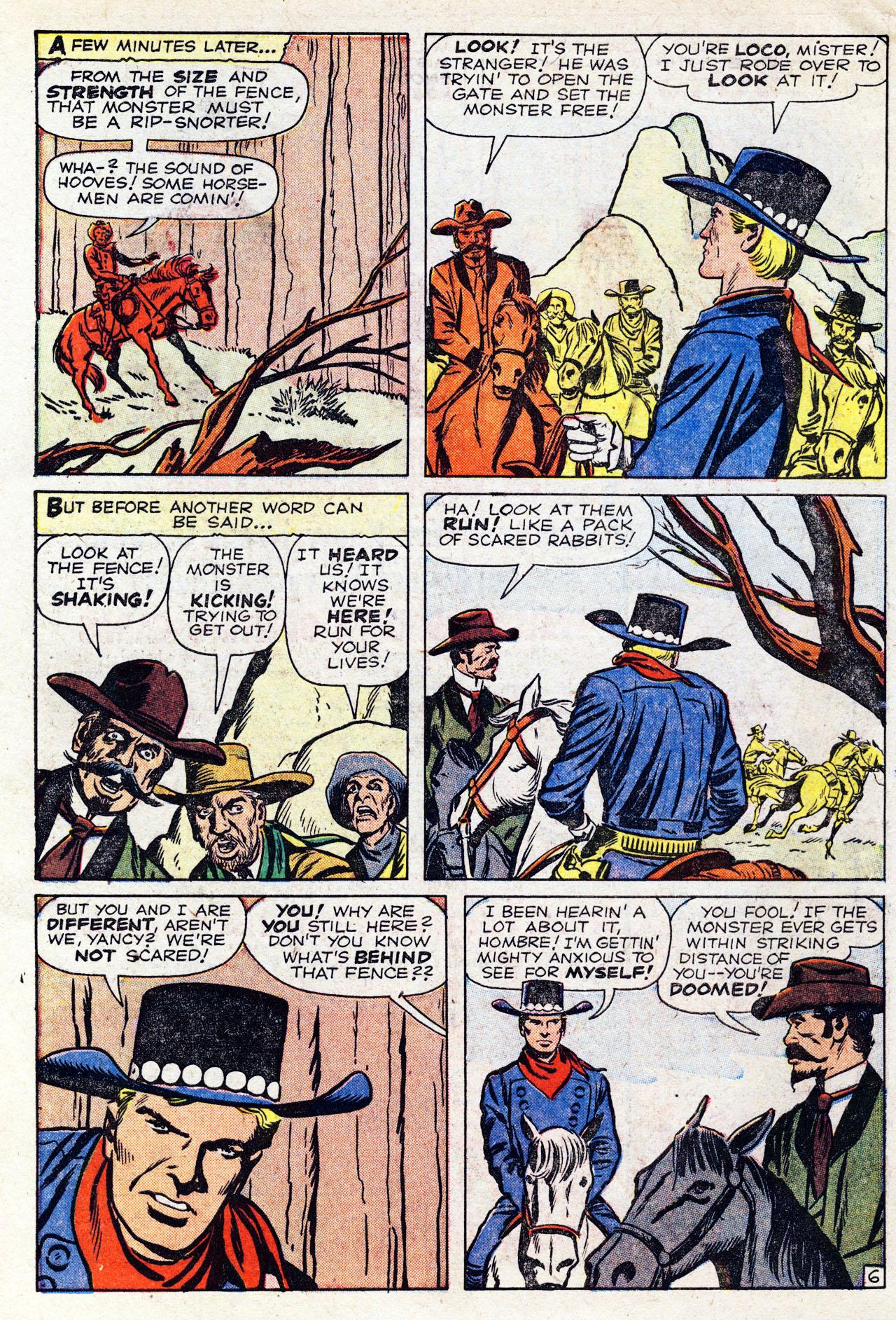 Read online Two-Gun Kid comic -  Issue #58 - 10