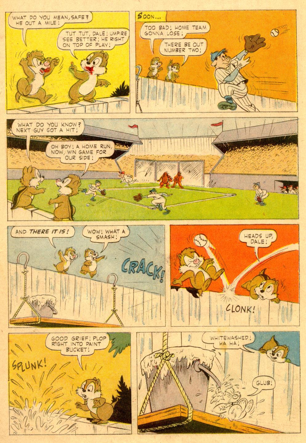 Comic Walt Disney's Comics and Stories issue 266