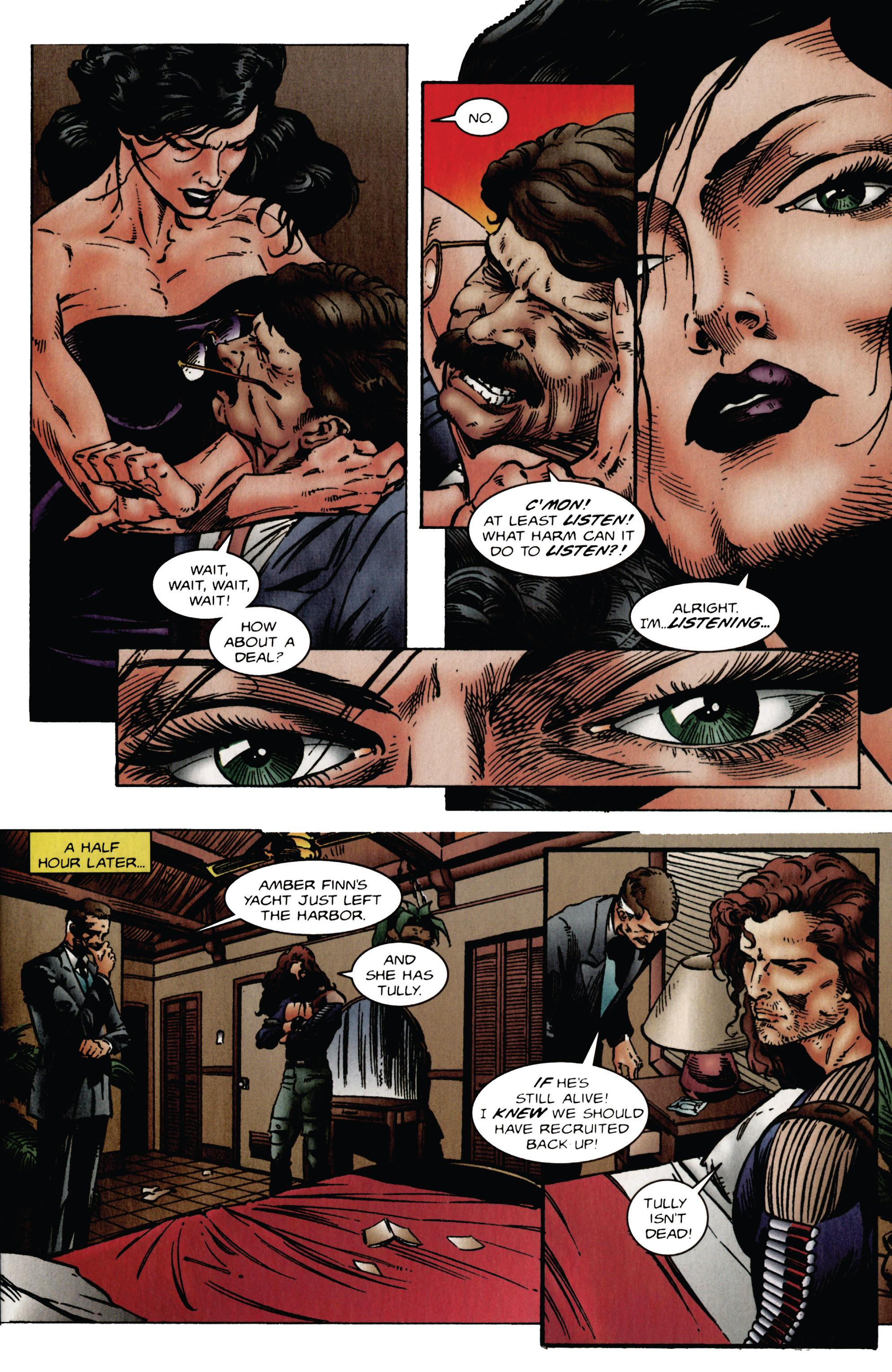 Read online Eternal Warrior (1992) comic -  Issue #46 - 9