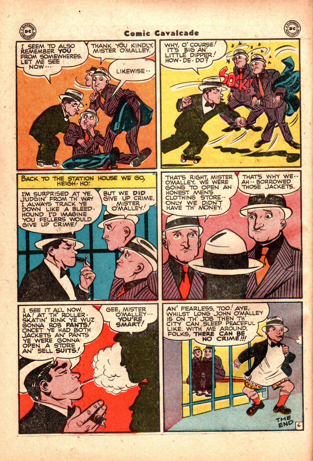 Comic Cavalcade issue 21 - Page 56