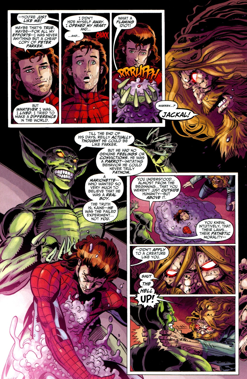Web of Spider-Man (2009) Issue #1 #1 - English 11