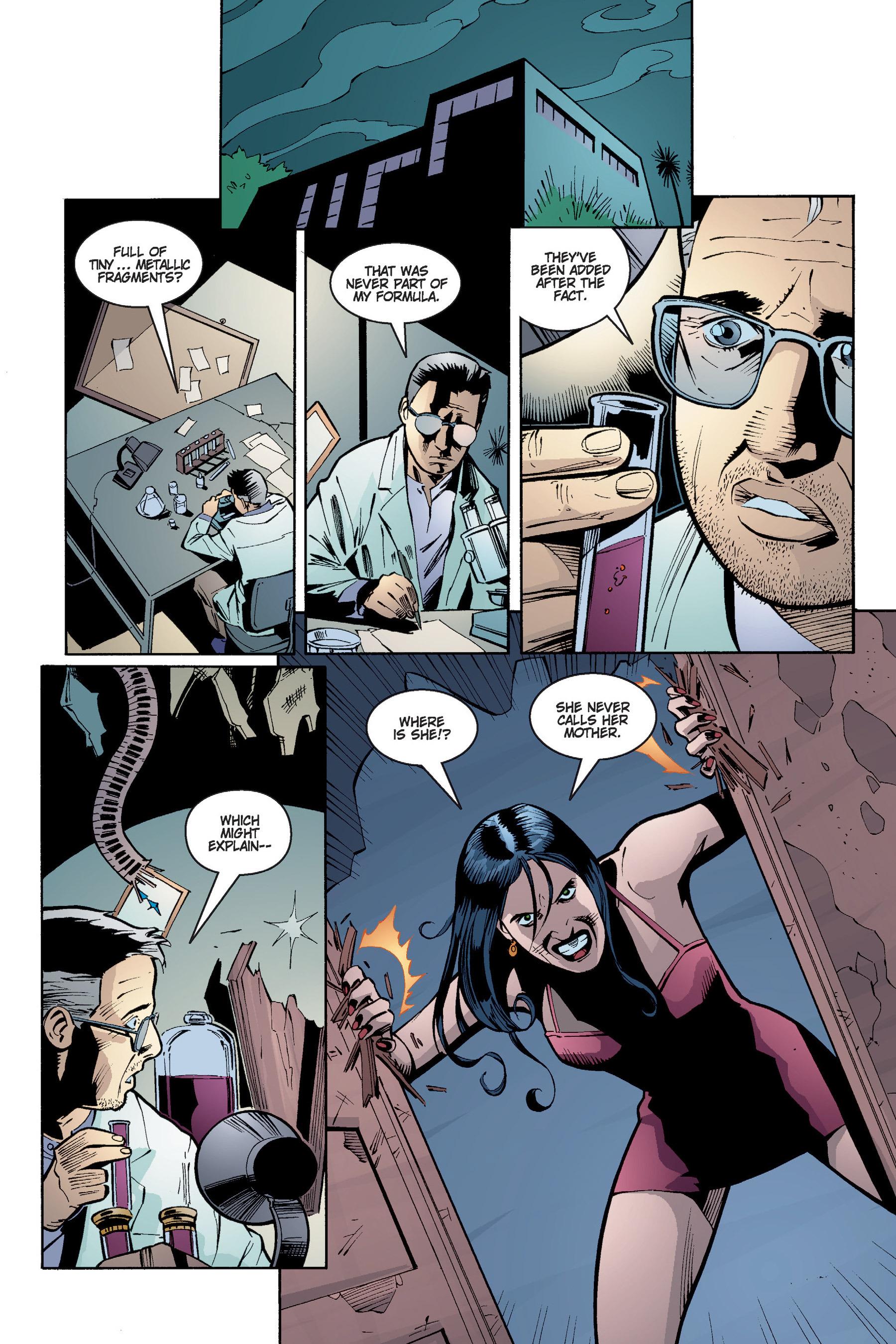 Read online Buffy the Vampire Slayer: Omnibus comic -  Issue # TPB 4 - 174