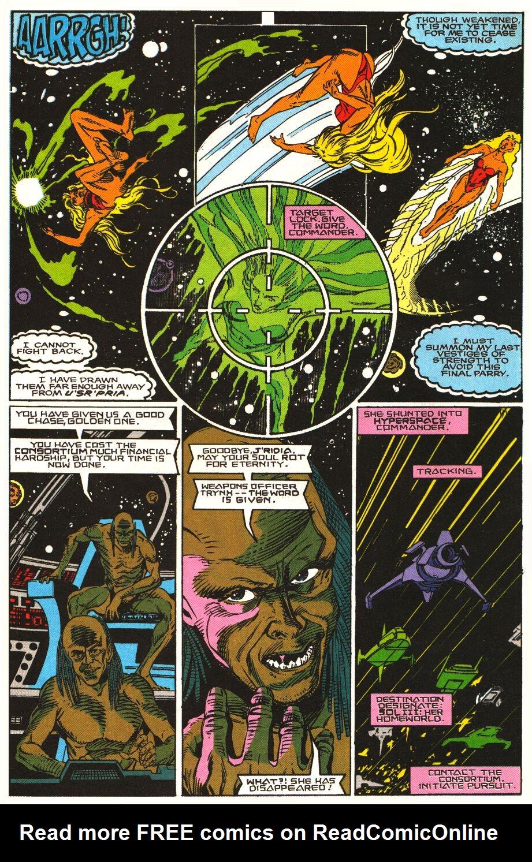 Read online Alpha Flight Special comic -  Issue #1 - 7