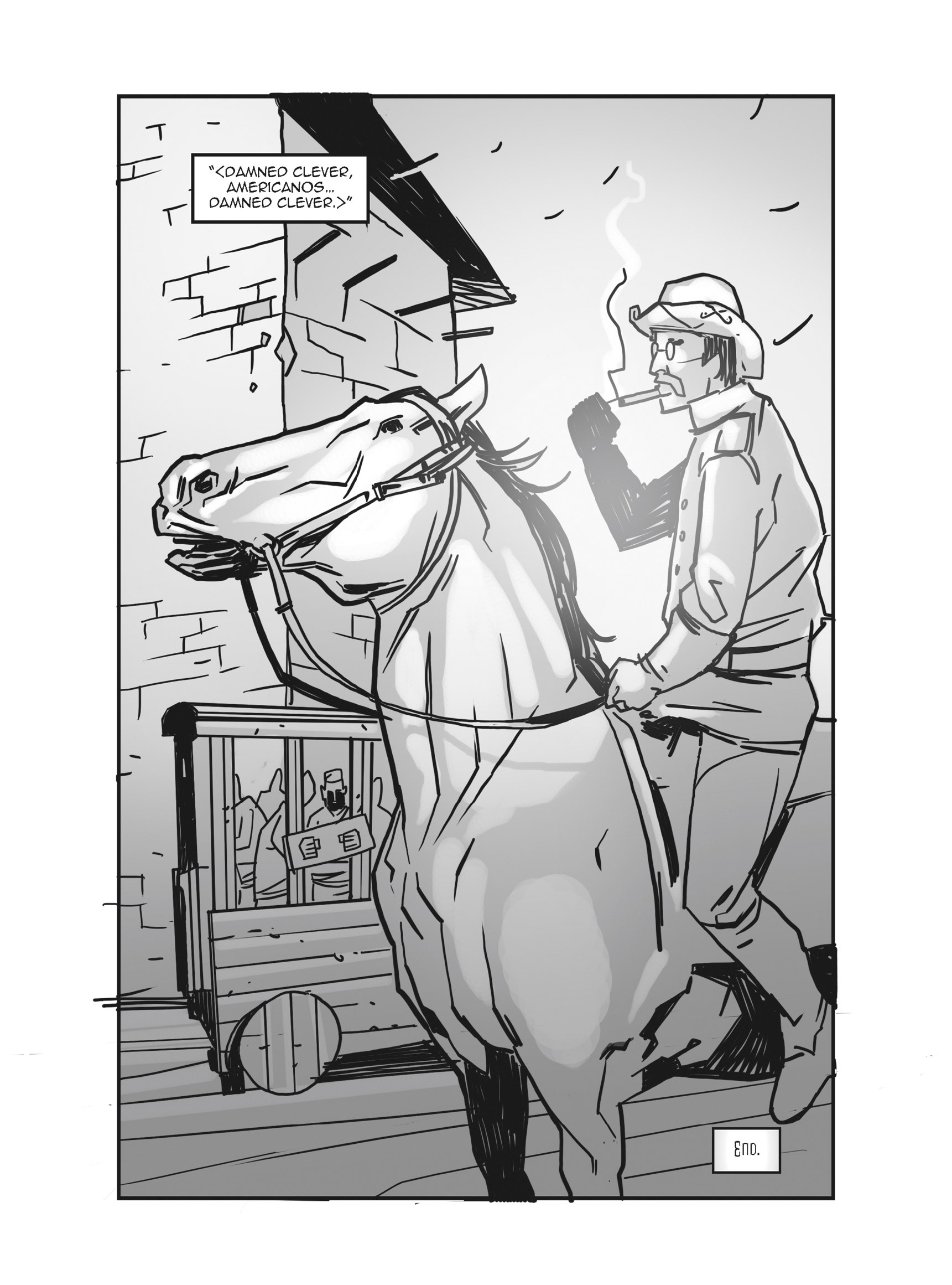 Read online FUBAR comic -  Issue #3 - 203