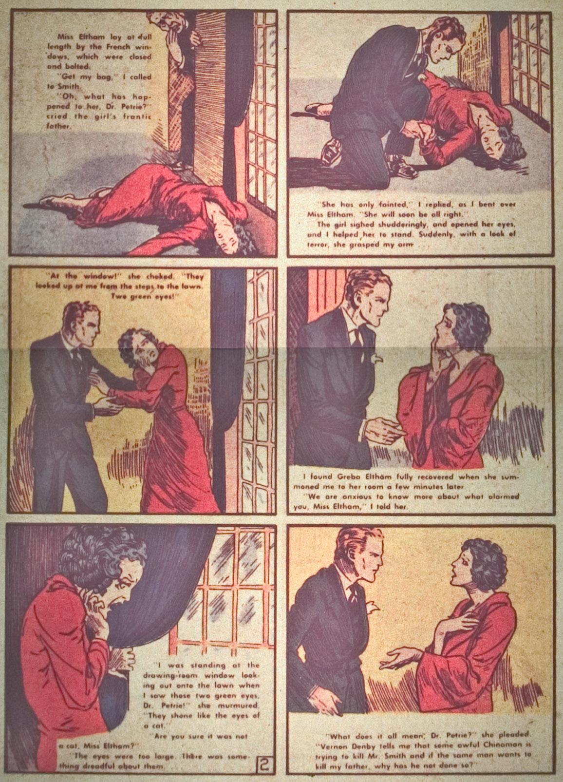 Read online Detective Comics (1937) comic -  Issue #27 - 44