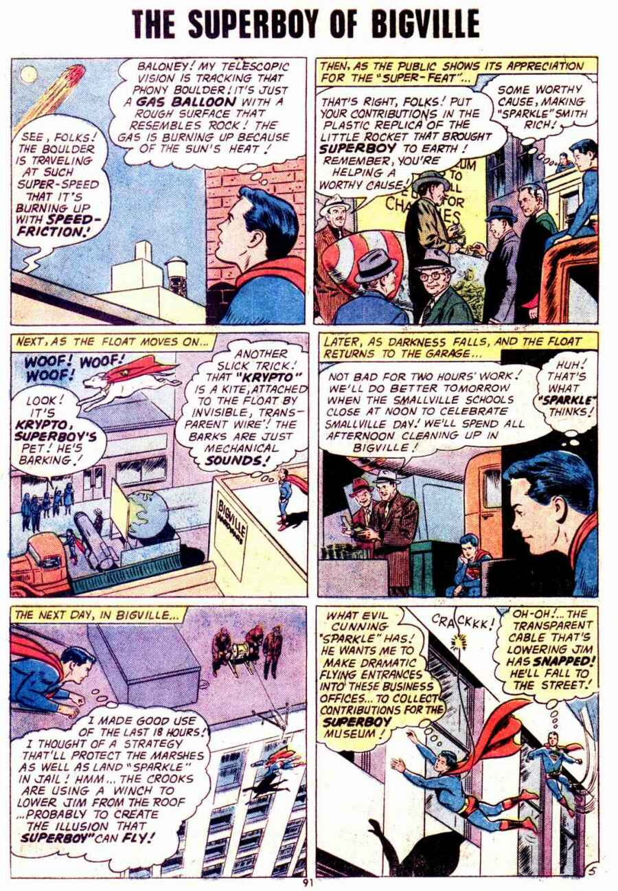 Superboy (1949) issue 202 - Page 79