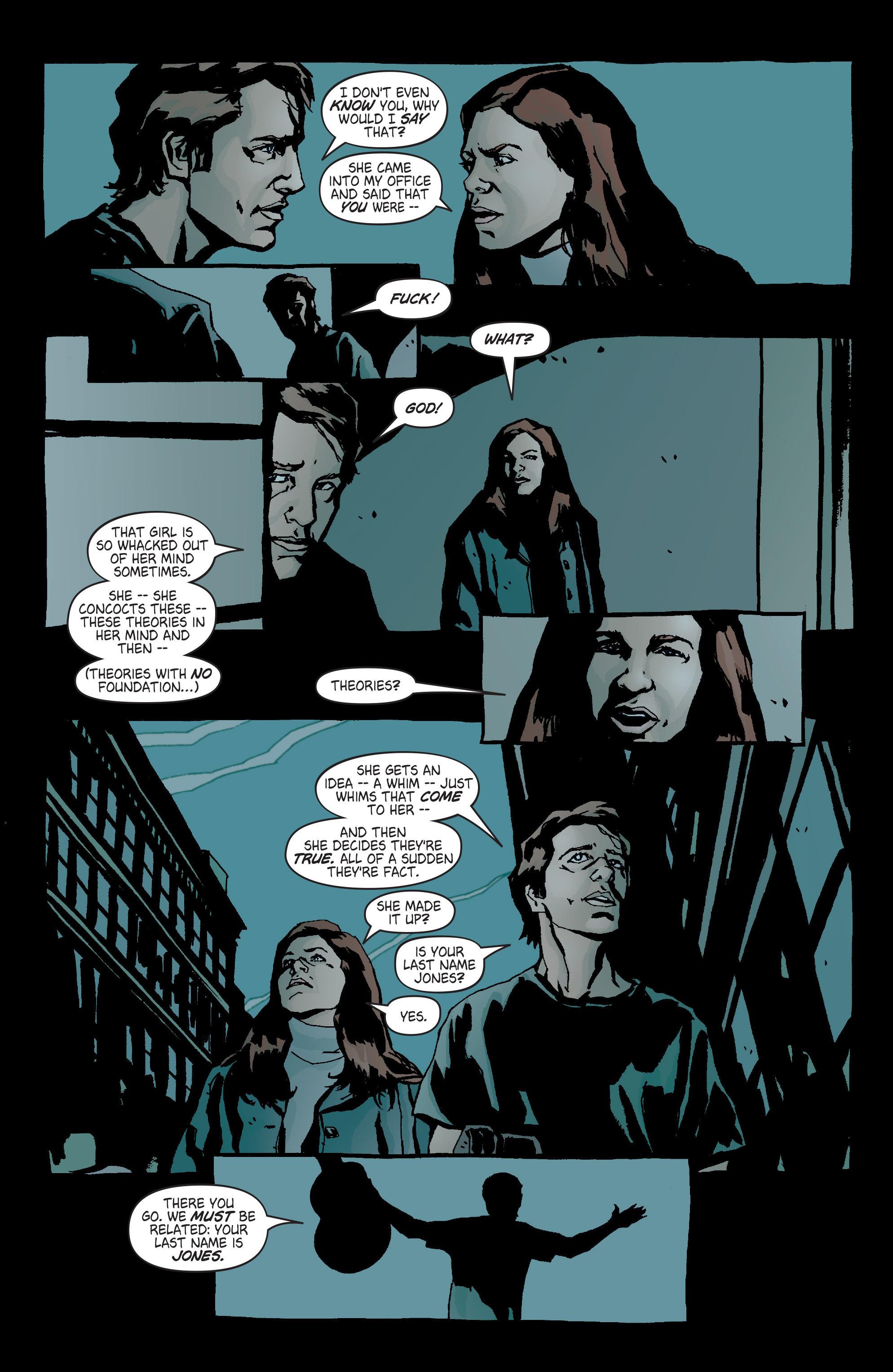Read online Alias comic -  Issue #8 - 7
