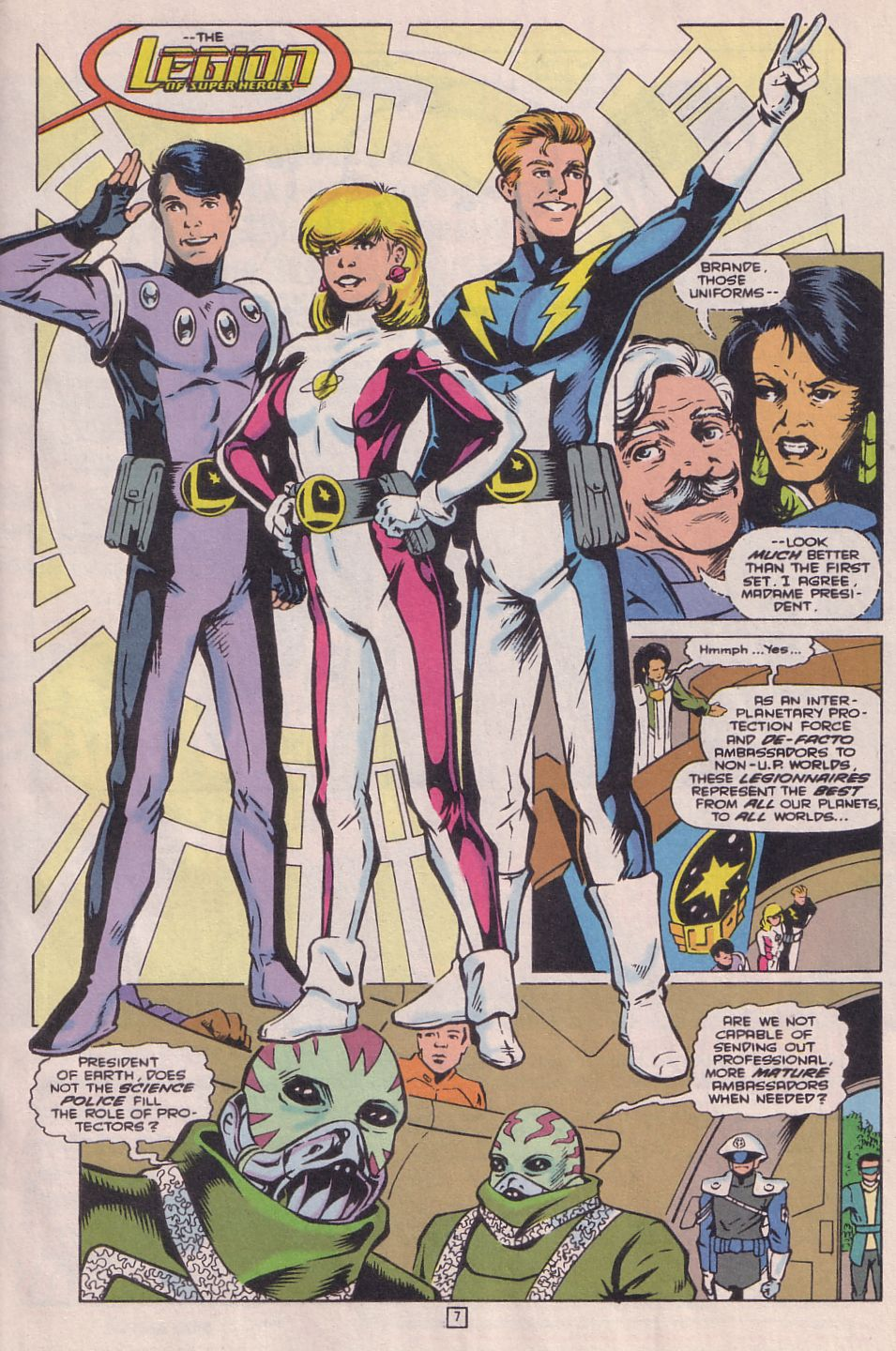 Legionnaires issue 0 - Page 8