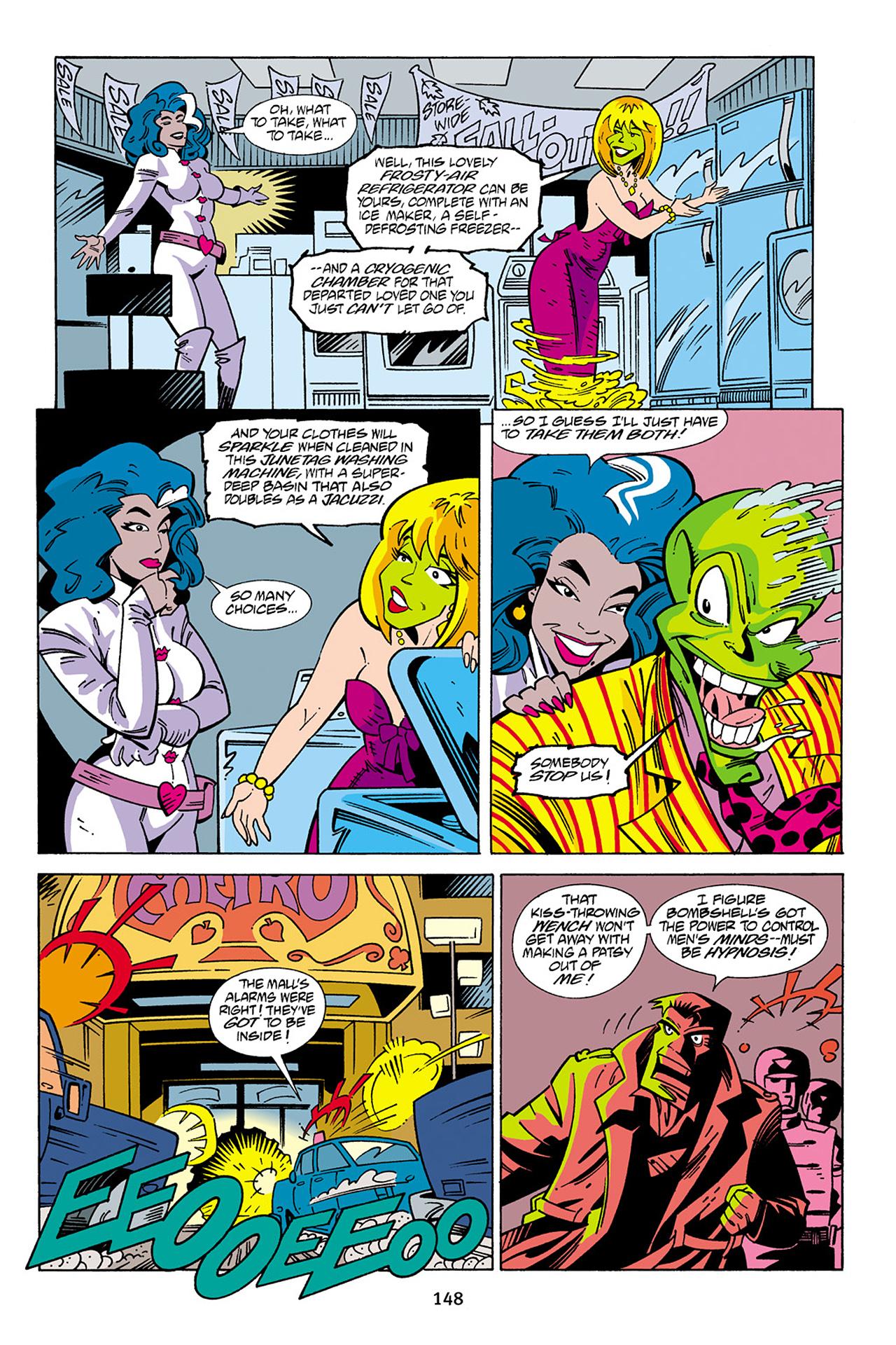 Read online Adventures Of The Mask Omnibus comic -  Issue #Adventures Of The Mask Omnibus Full - 148