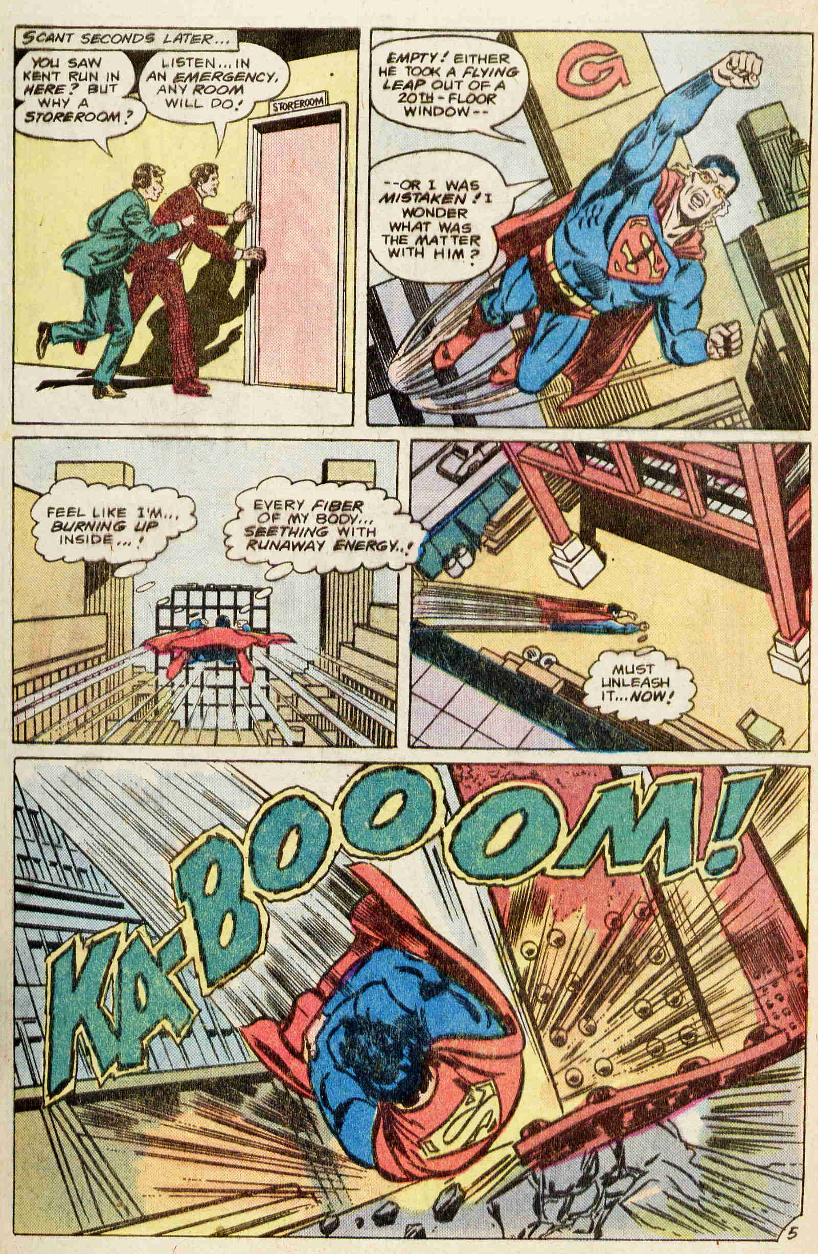 Action Comics (1938) 490 Page 5