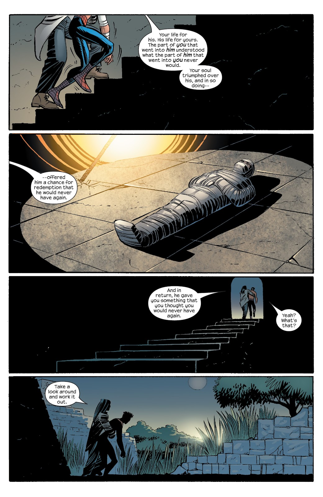 The Amazing Spider-Man by JMS Ultimate Collection issue TPB 3 (Part 2) - Page 36