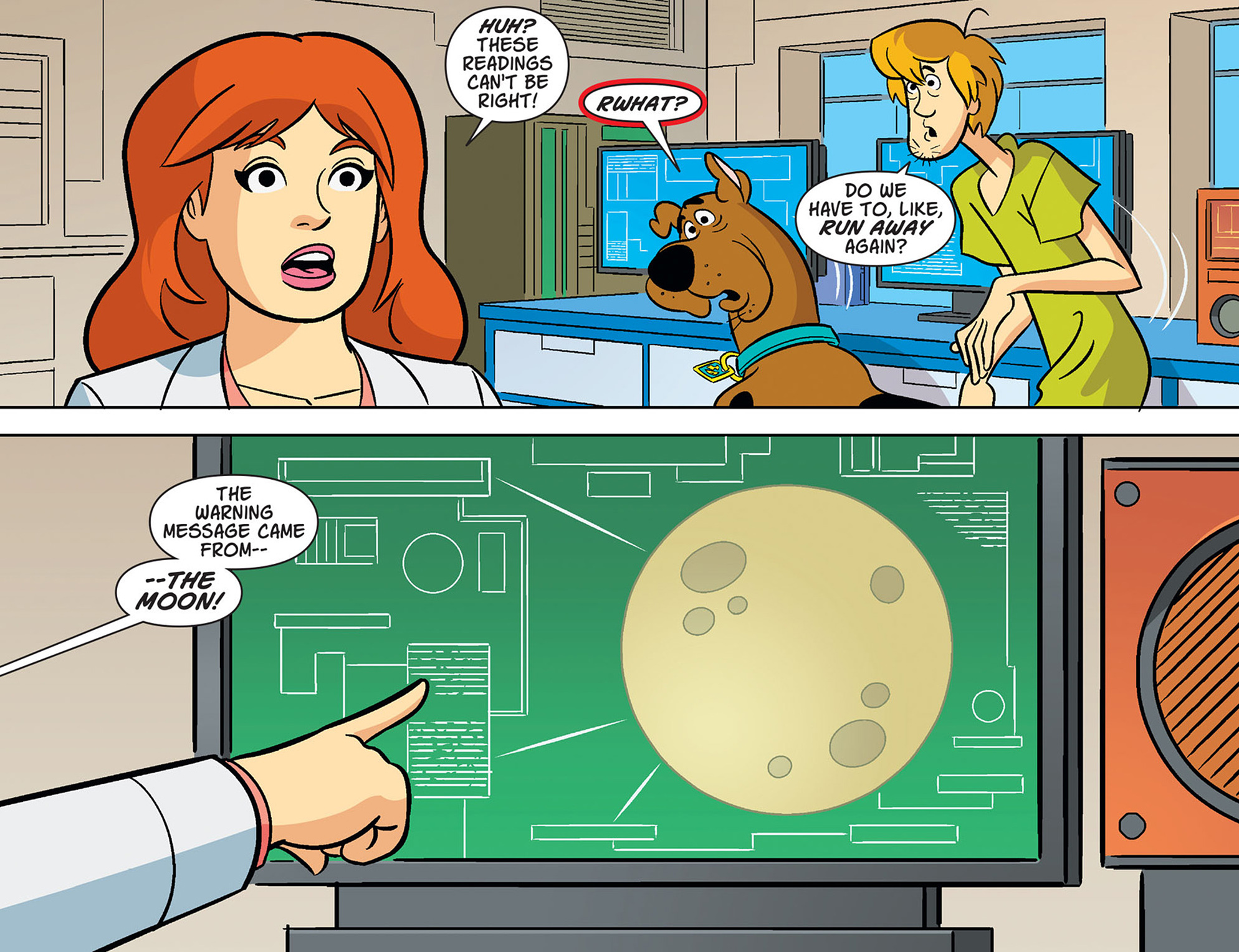 Read online Scooby-Doo! Team-Up comic -  Issue #39 - 19