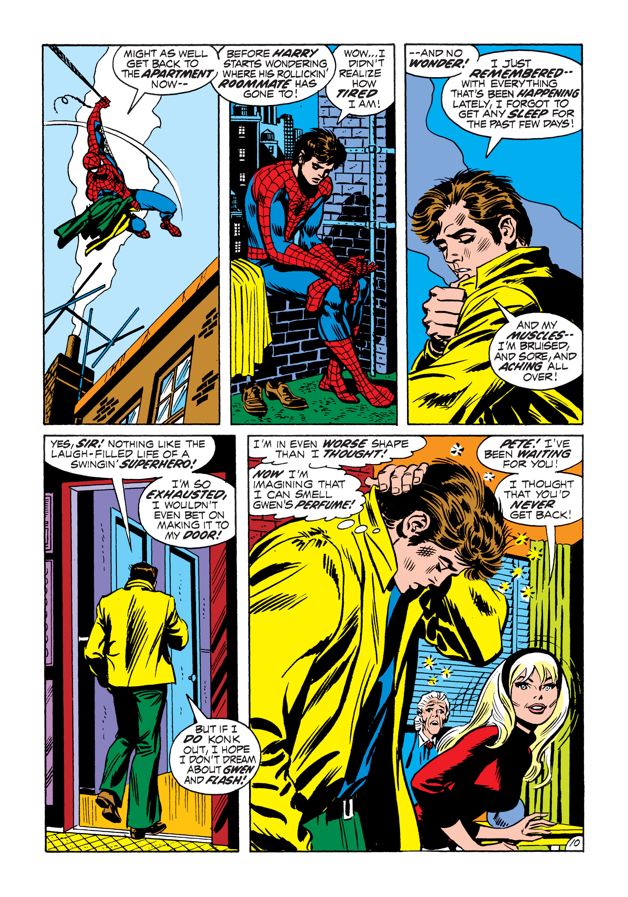 The Amazing Spider-Man (1963) 110 Page 10